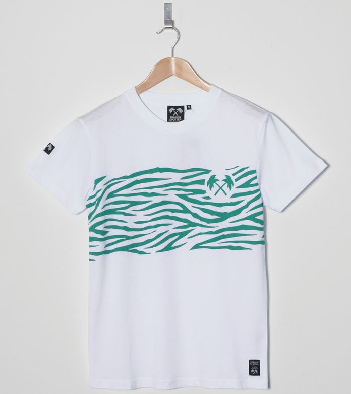 Trainerspotter Tiger Stripe T-Shirt