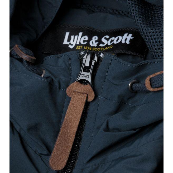 Lyle & Scott Nylon Hooded Windbreaker