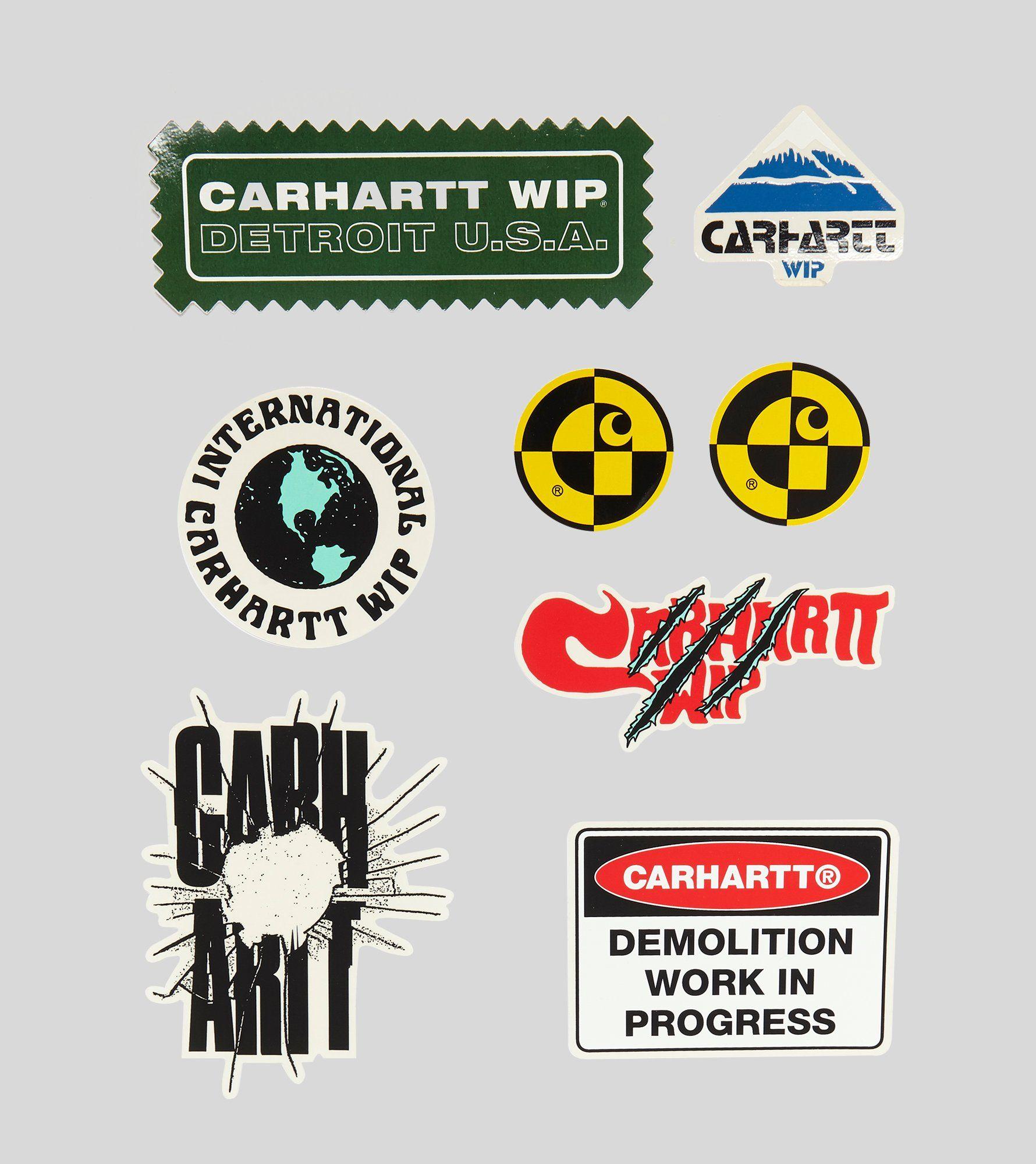 Carhartt WIP Sticker Bag Pack