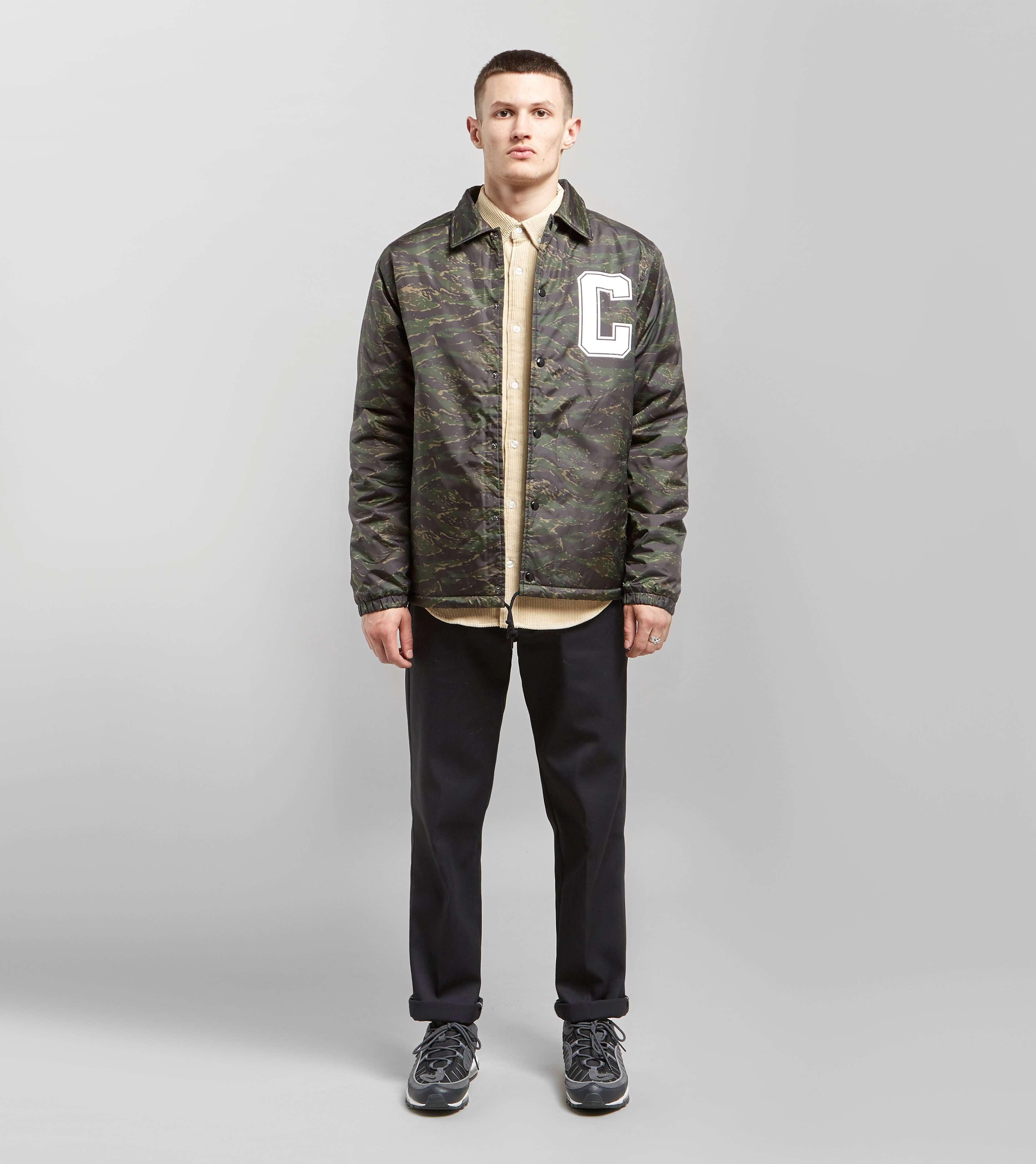 Carhartt WIP Pembroke Pile Coach Jacket