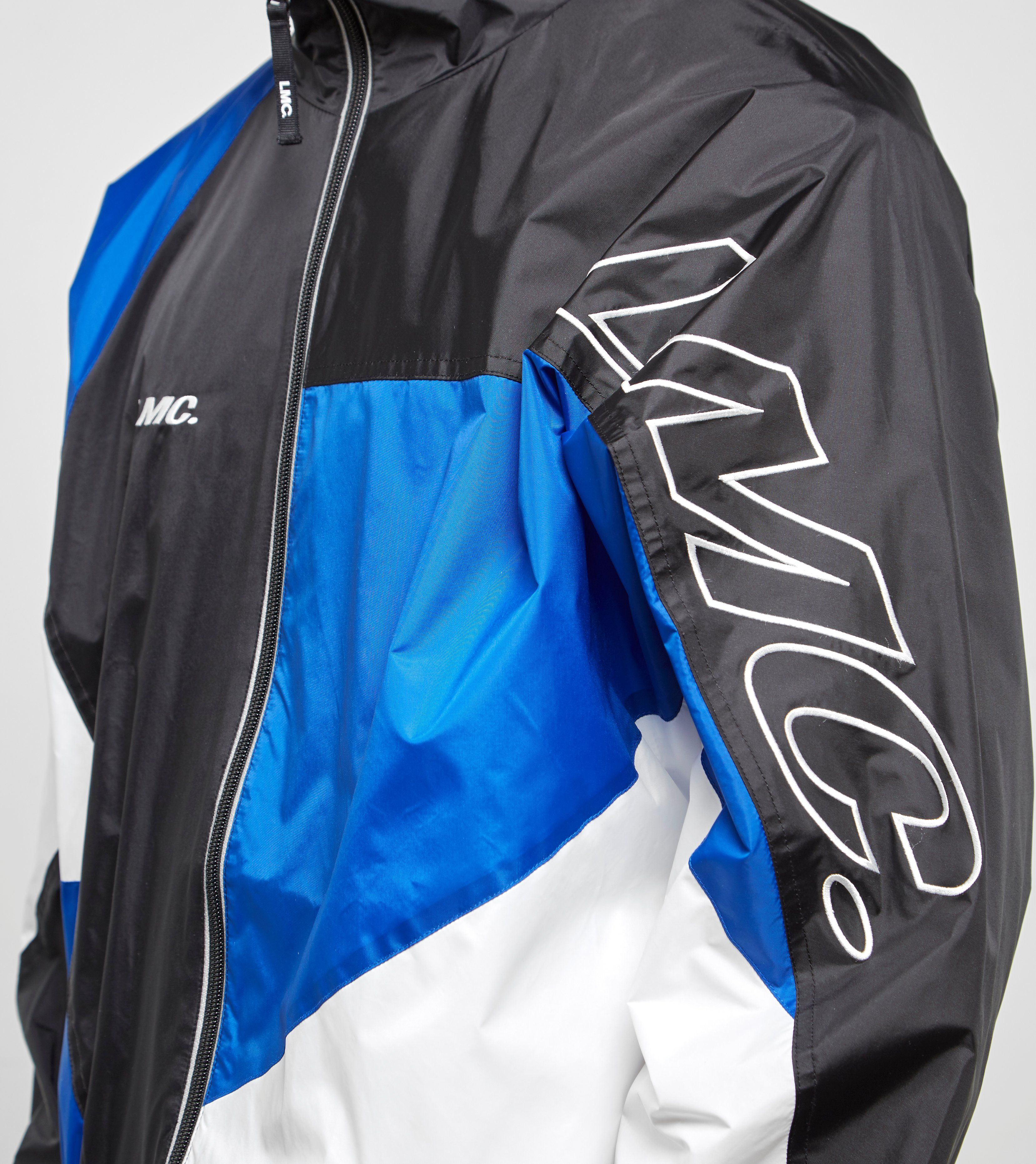 Lost Management Cities Unbal Track Jacket