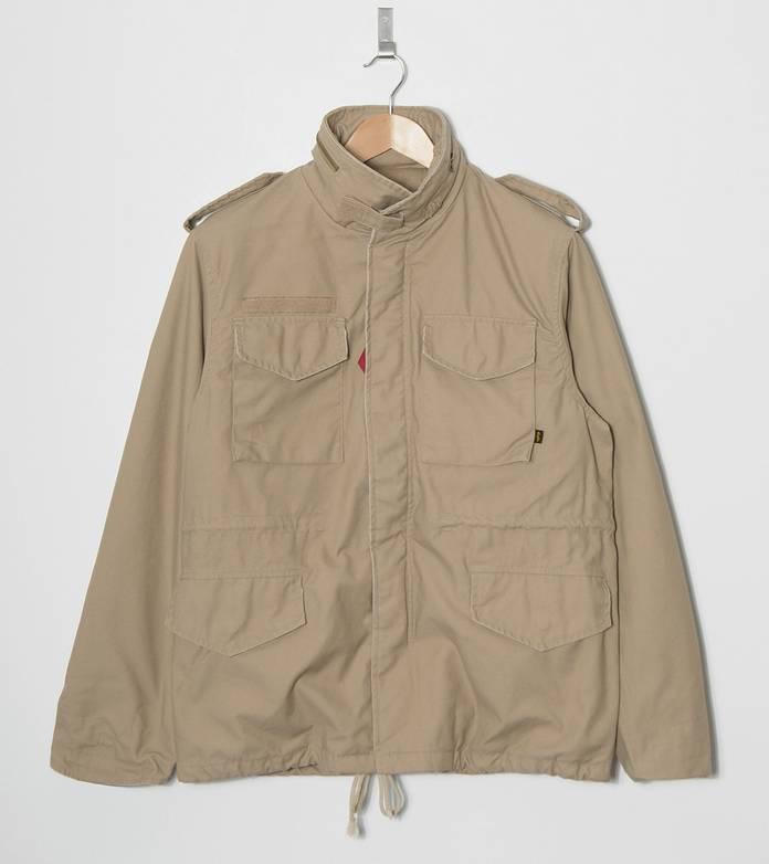 Alpha M-65 Field Coat