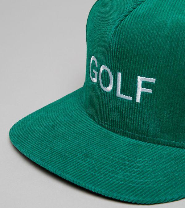 Odd Future Golf Corduroy Snapback Cap  bd284e90458