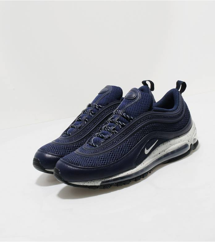 Nike Air Max 97 Engineered Mesh Blackened Blue