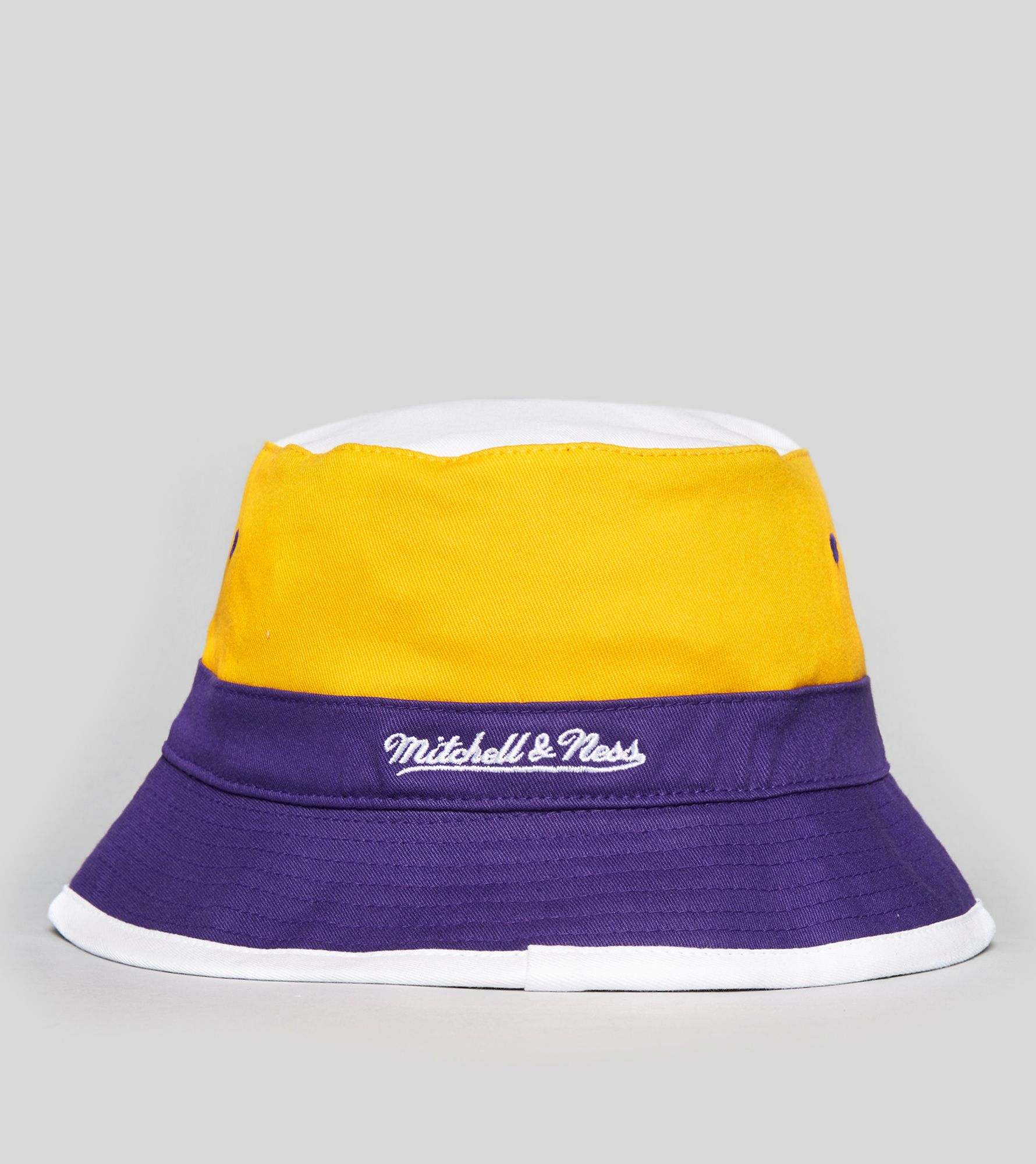 a9b6fe4c06752 ... color cap large netherlands mitchell ness la lakers team bucket hat  9fe6e f085c free shipping mens los ...
