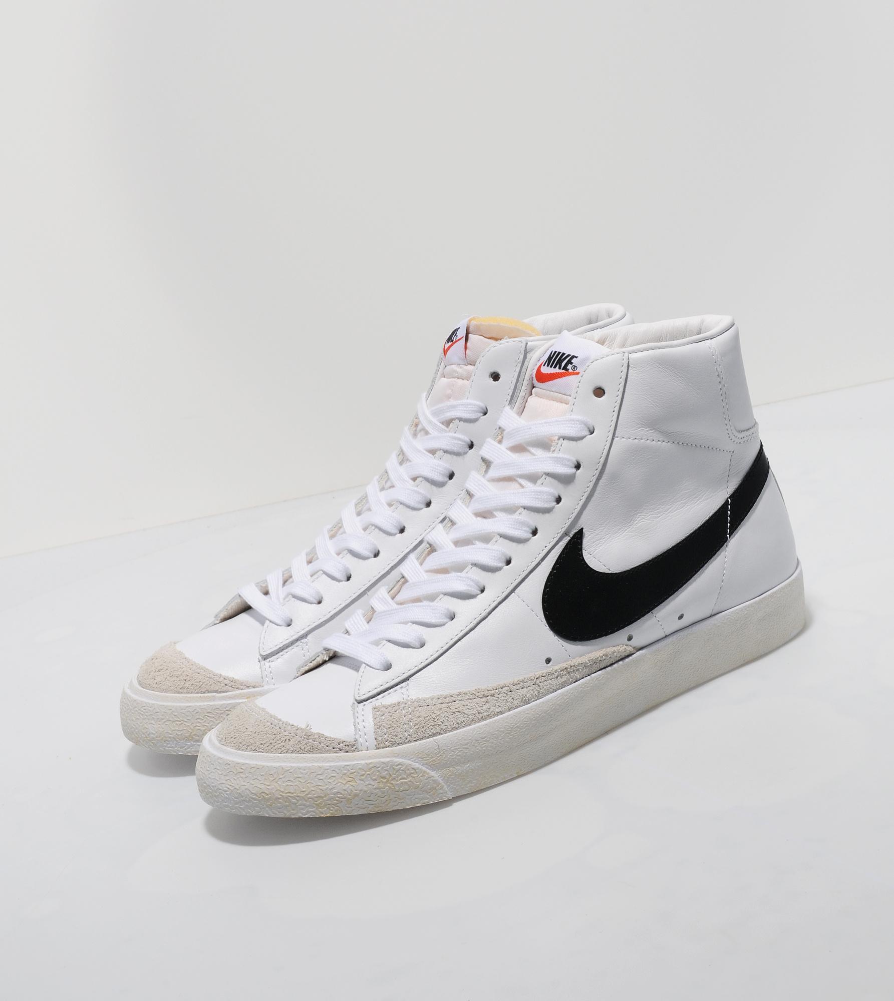 Blazers Noir Nike Milieu 77
