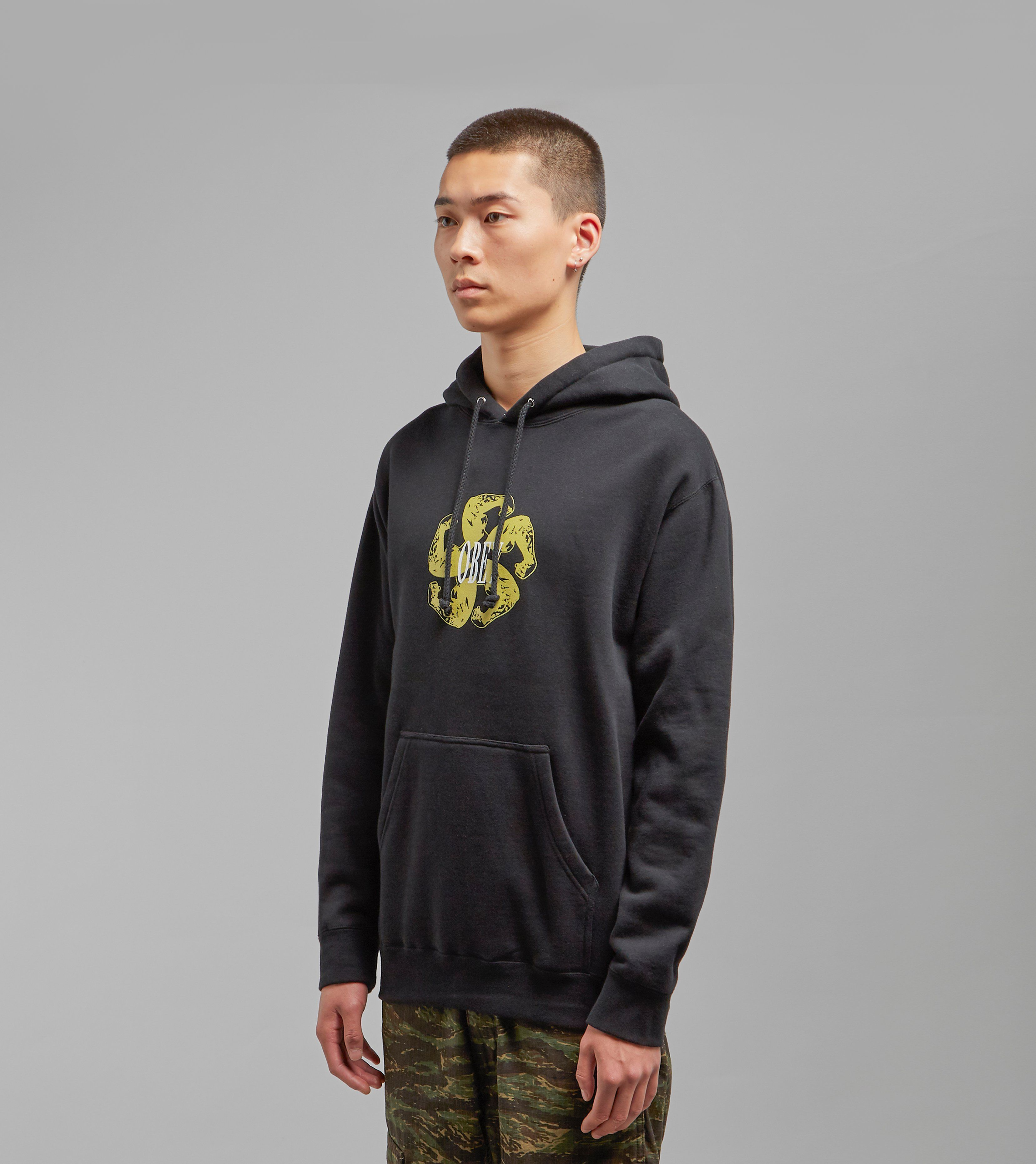 Obey Call To Arms Hoody - size? Exclusive