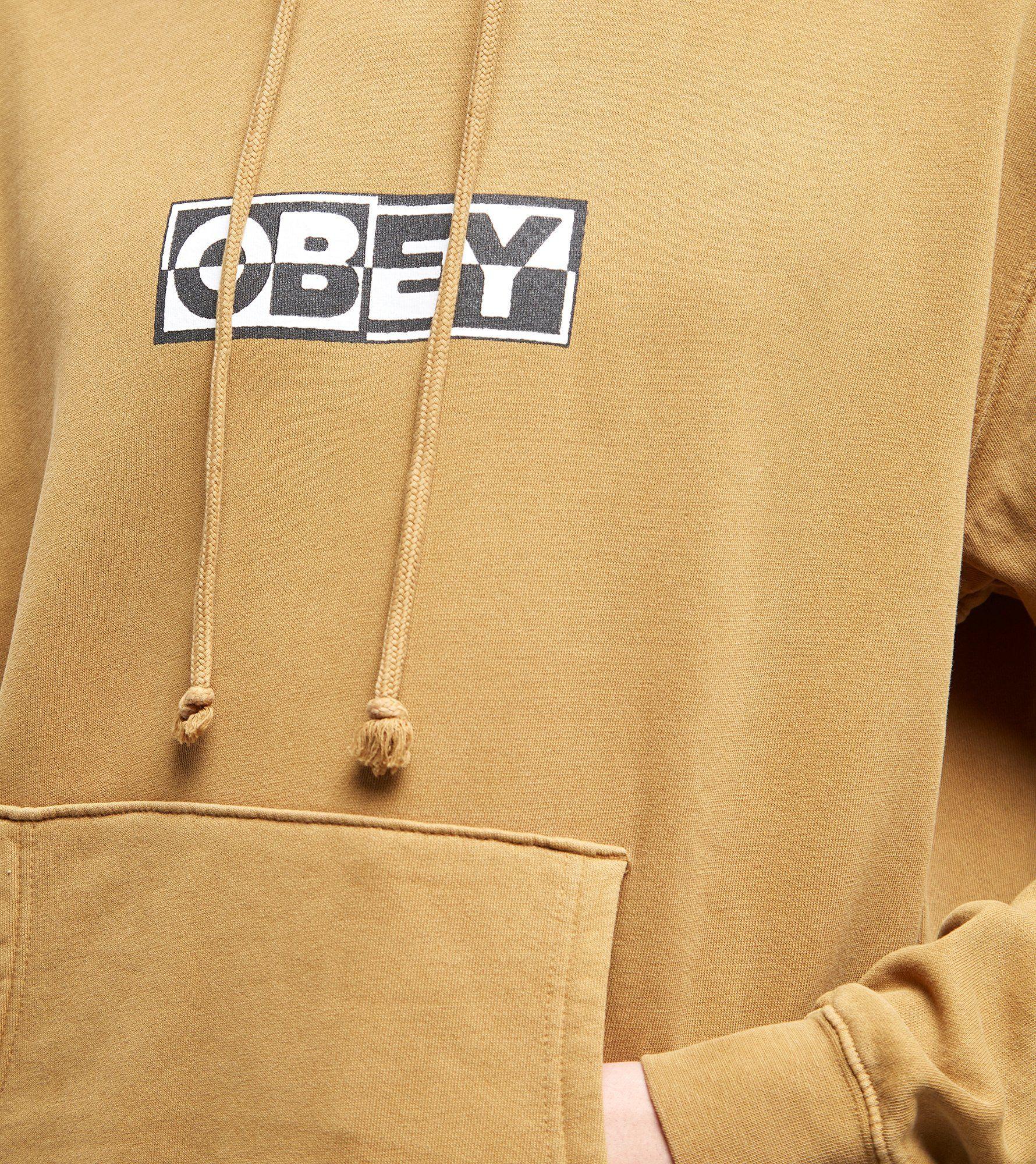Obey Sweat à Capuche Inside Out