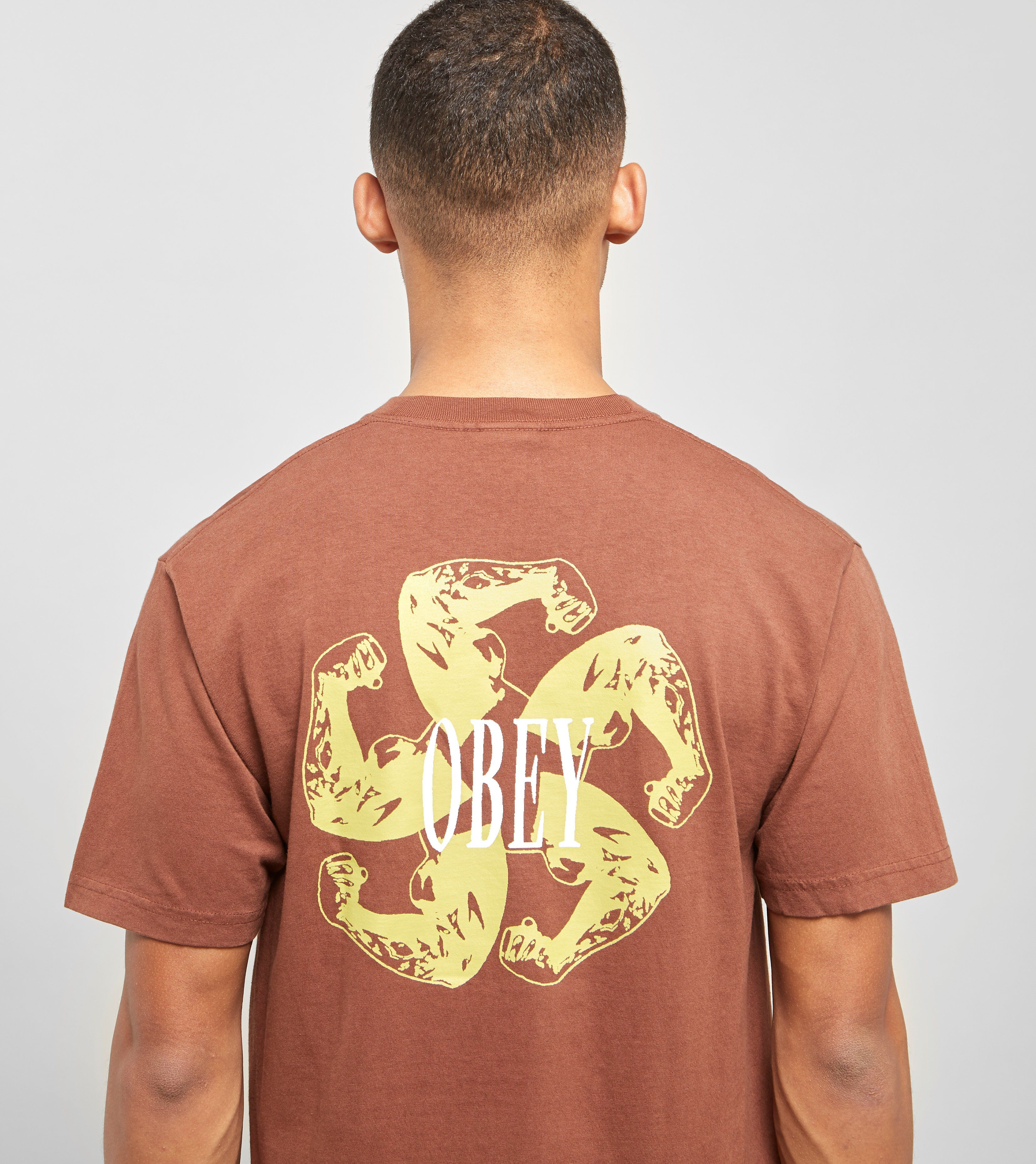 Obey Call To Arms T-Shirt