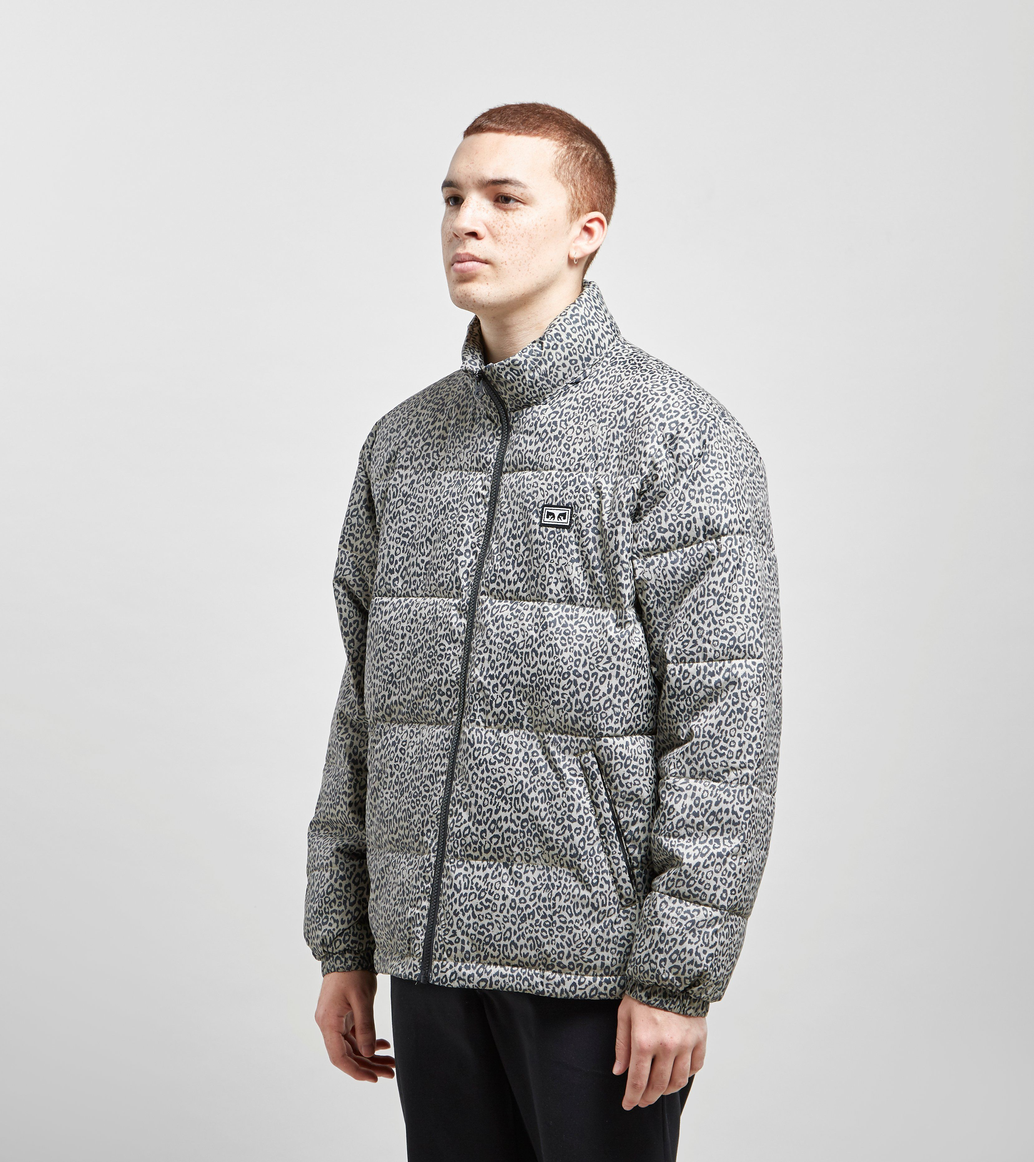 Obey Veste Bouncer Puffer