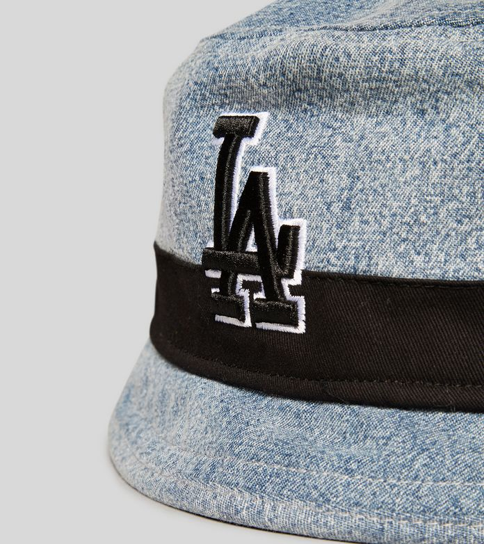 New Era LA Dodgers 90's NOD Bucket Hat