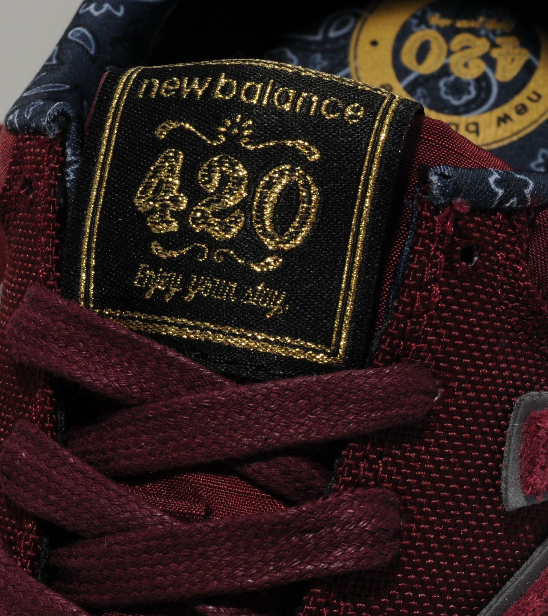 New Balance x Herschel 420