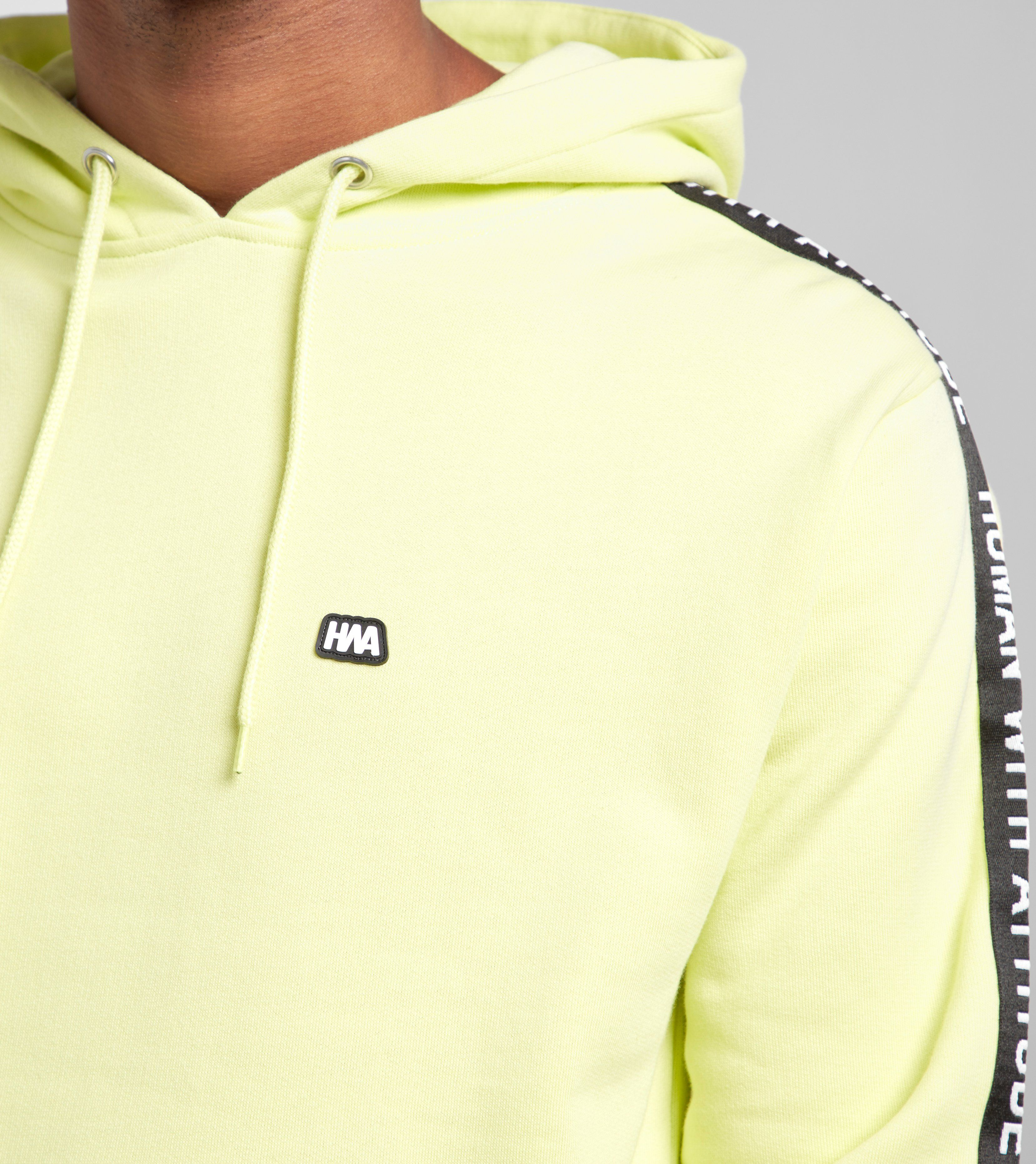 Human With Attitude Line Hoody