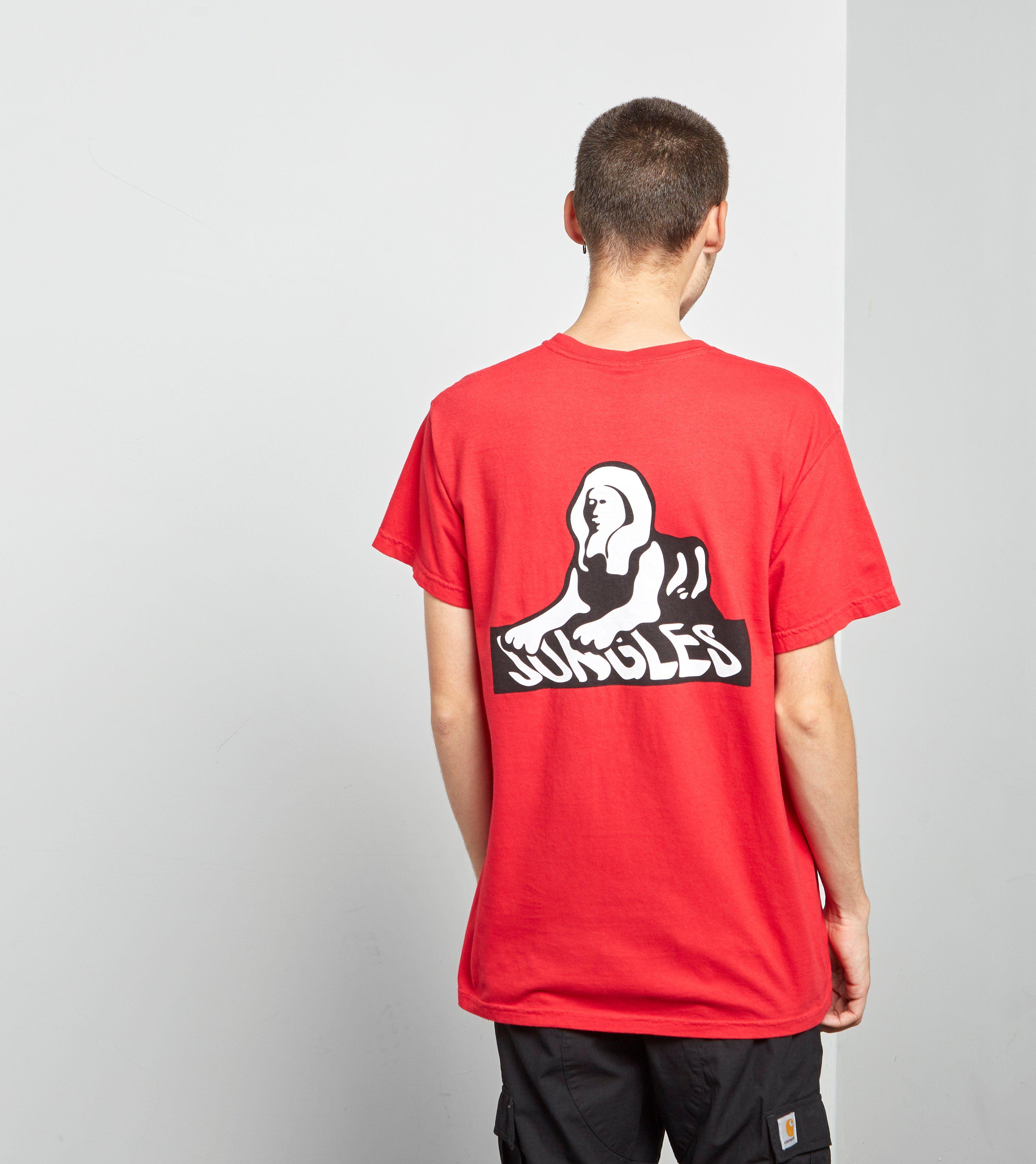 Jungles Jungles Sphinx Logo T-Shirt