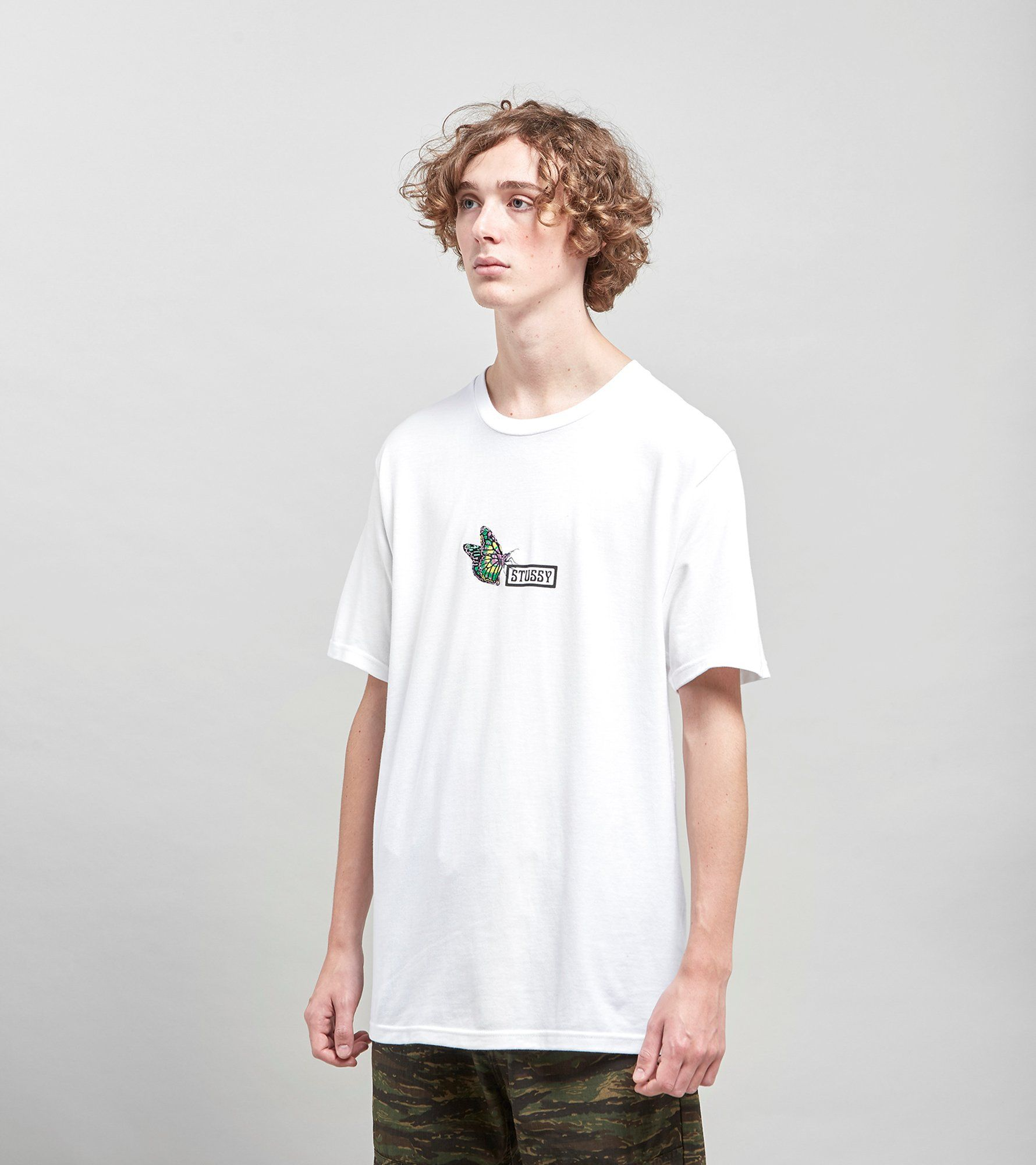 Stussy Butterfly T-Shirt