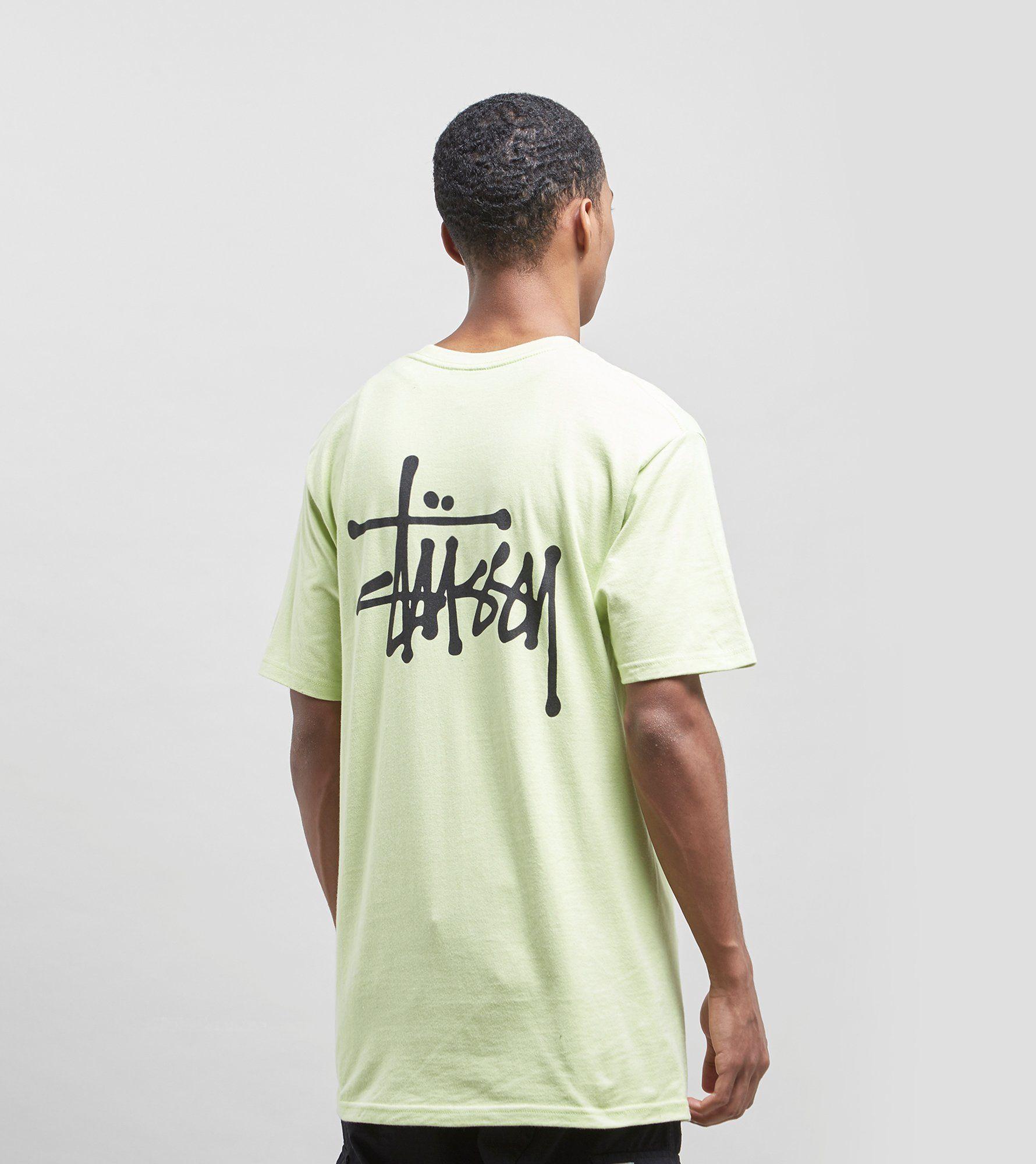 Stussy Basic Logo T-skjorta