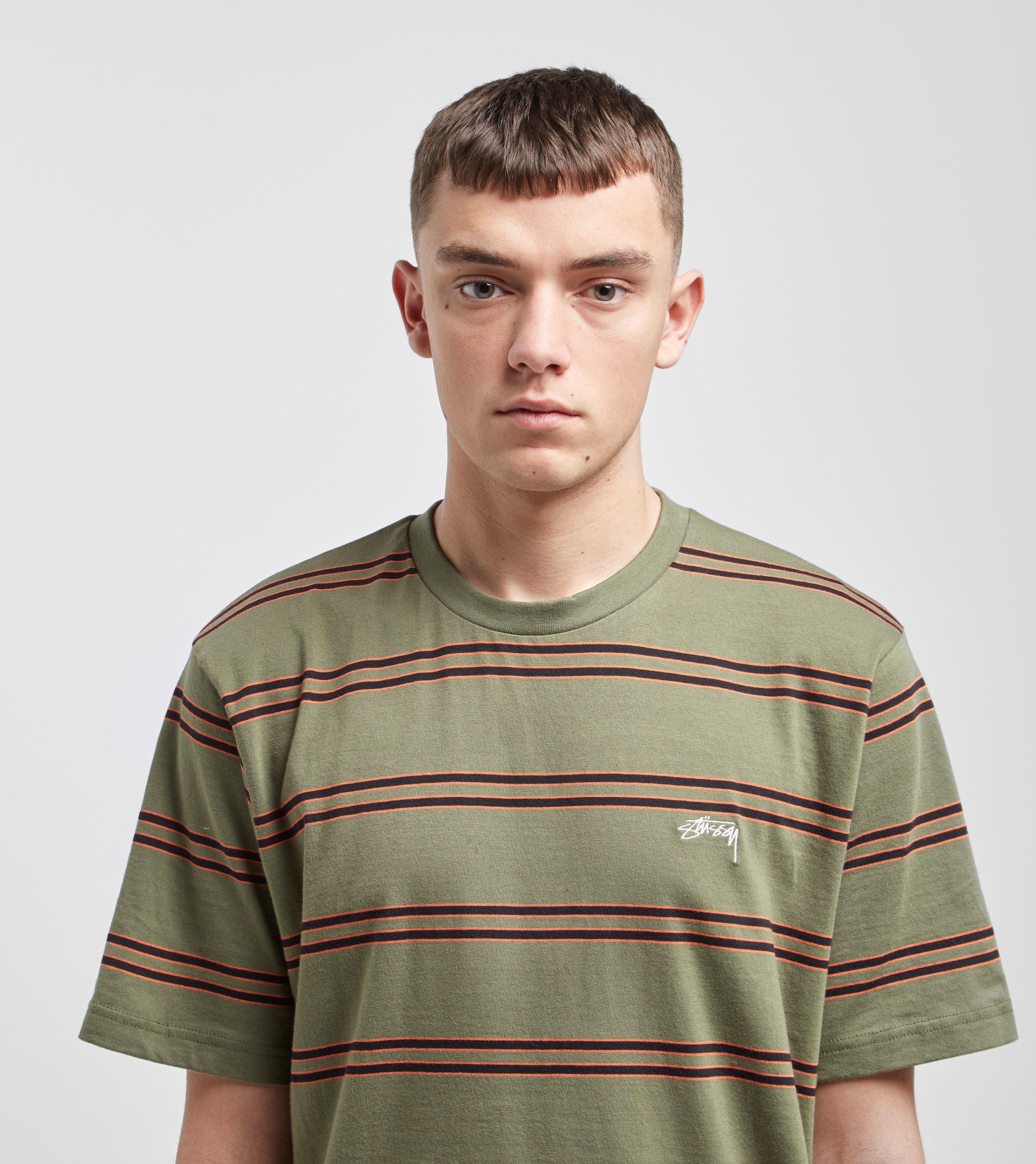 Stussy Double Stripe T-Shirt