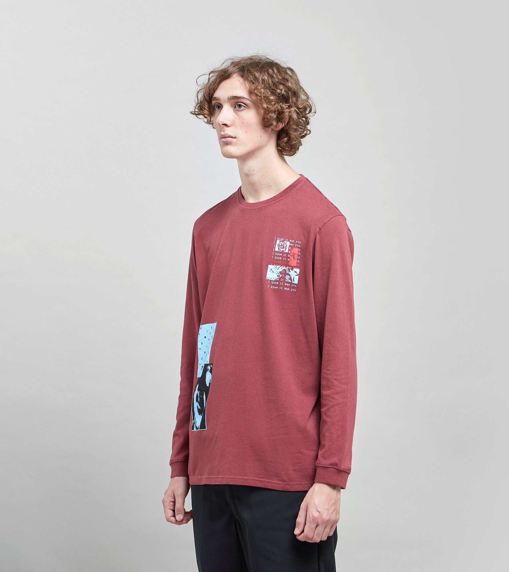 Edwin I Know It Long Sleeved T-Shirt