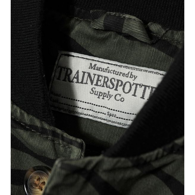 Trainerspotter College Jacket
