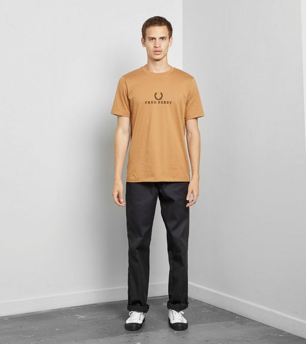 1bb61c8b06ab Fred Perry Tonal Embroidered T-Shirt