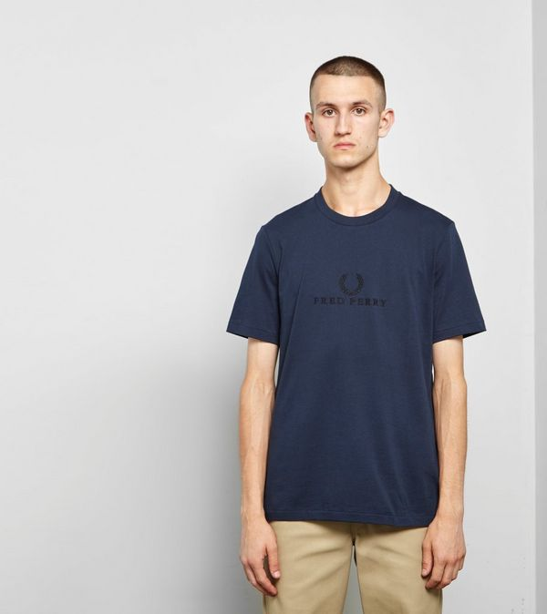 324fe2aad383 Fred Perry Embroidered T-Shirt