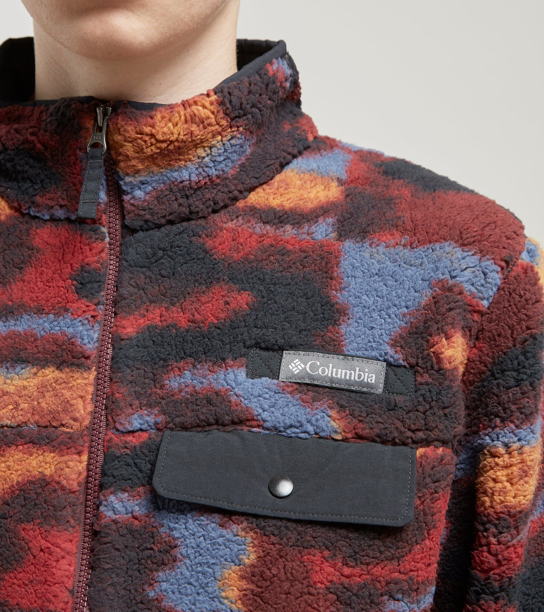 Columbia Mountain Side Full-Zip Fleece