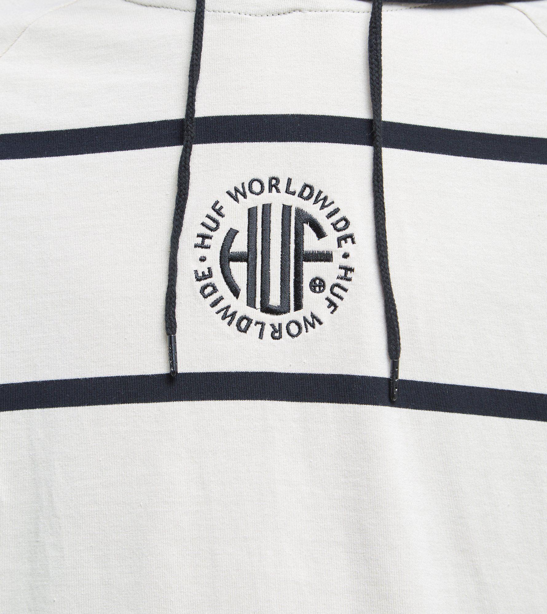 HUF Transit long Sleeved Knit Hoody
