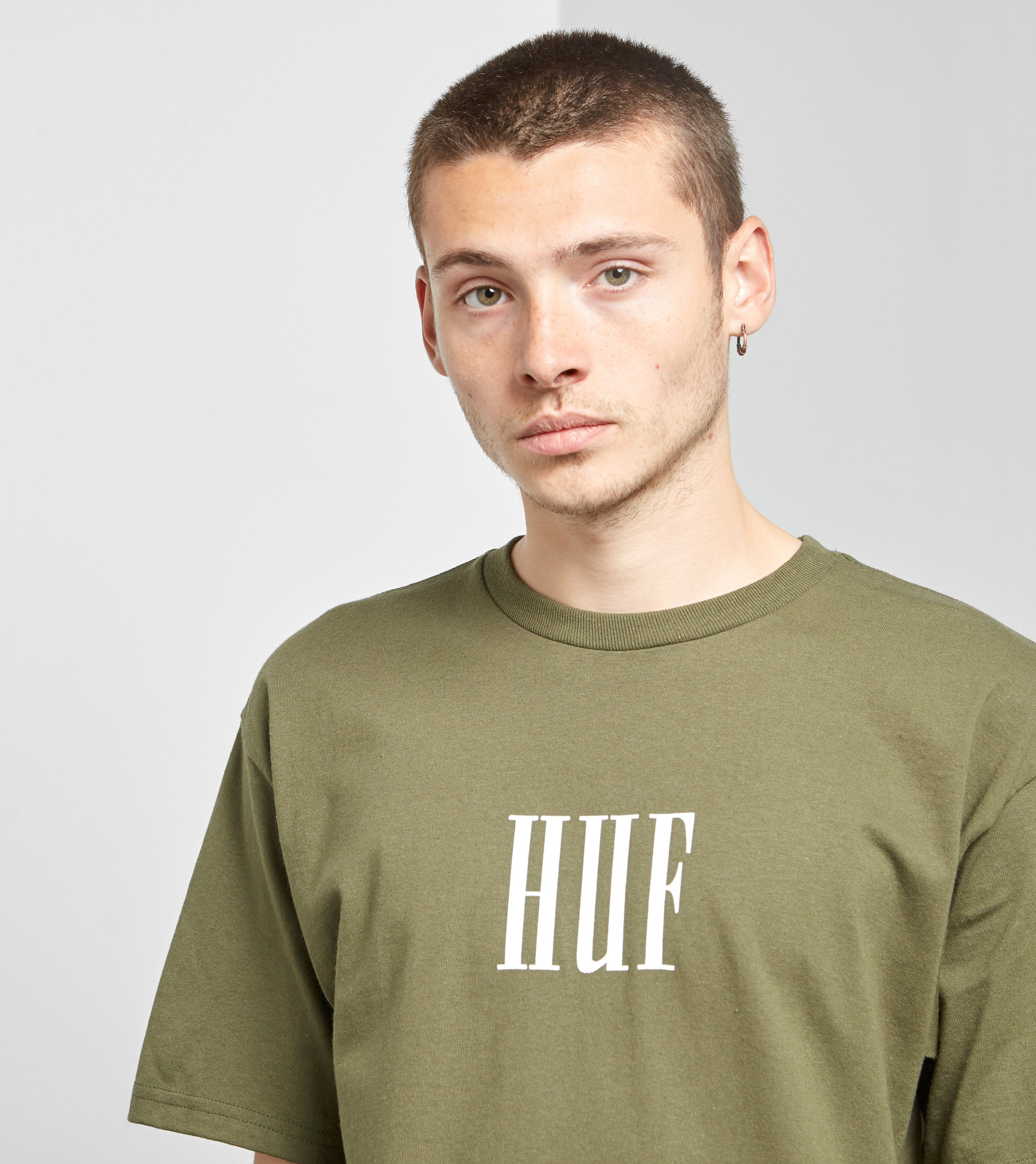 HUF Marka T-Shirt - size? Exclusive