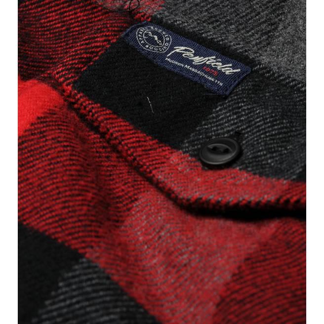 Penfield Chatham Plaid Long Sleeved Shirt