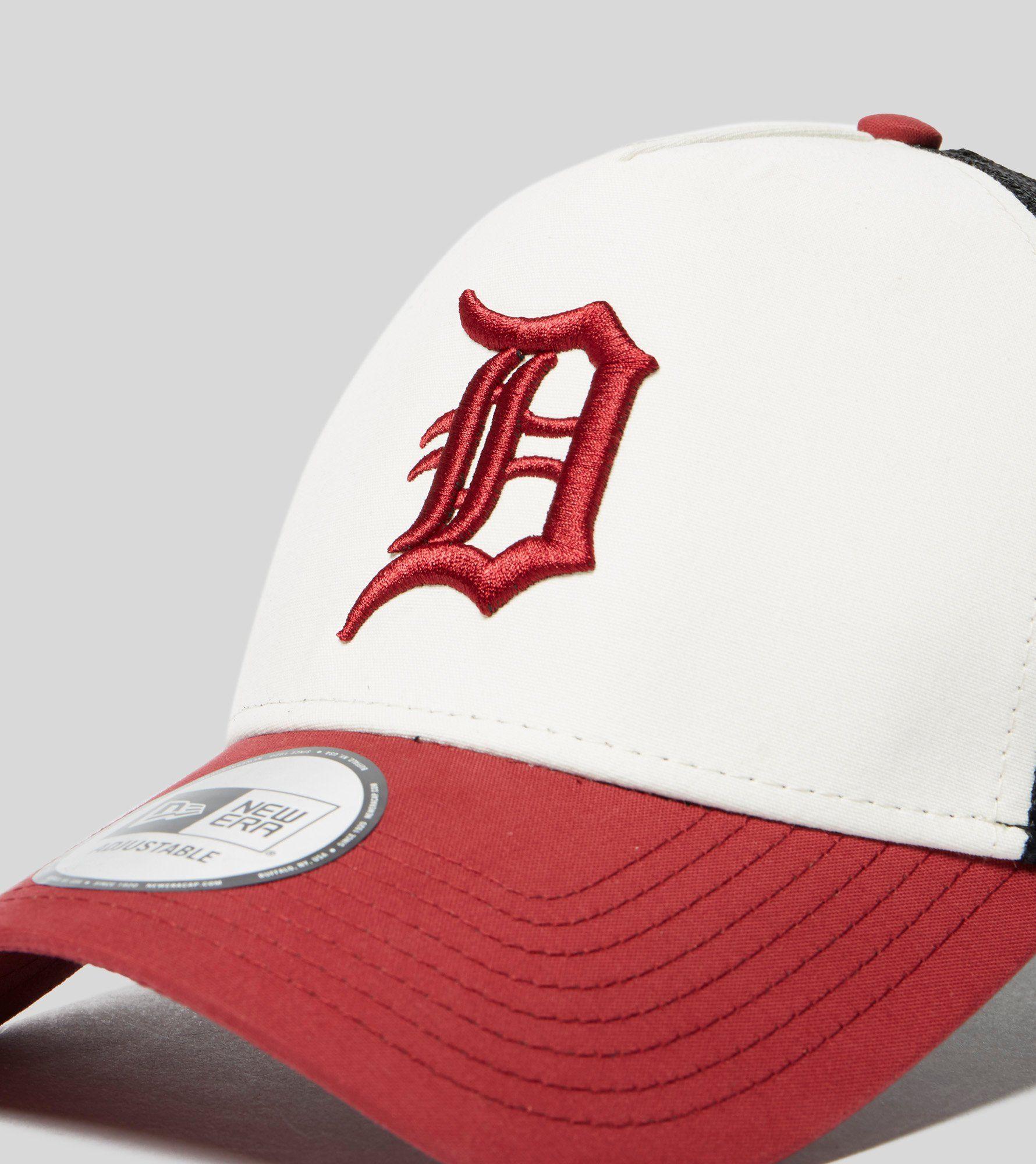 New Era Detroit Tigers Trucker Cap