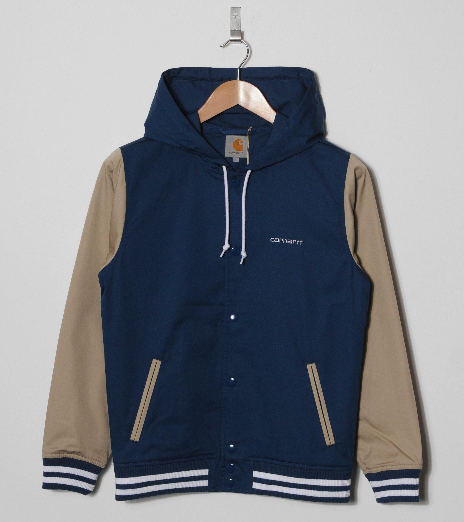 Carhartt WIP Robson Hooded Jacket