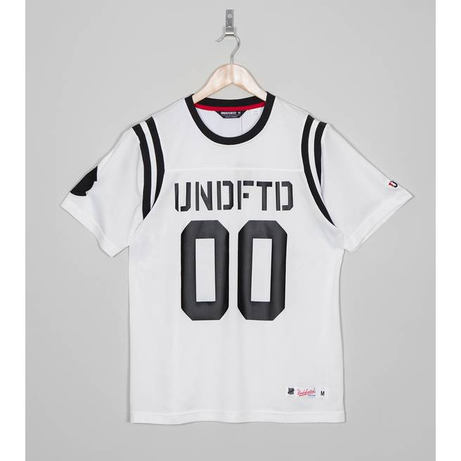 Undefeated 00 Mesh Football T-Shirt