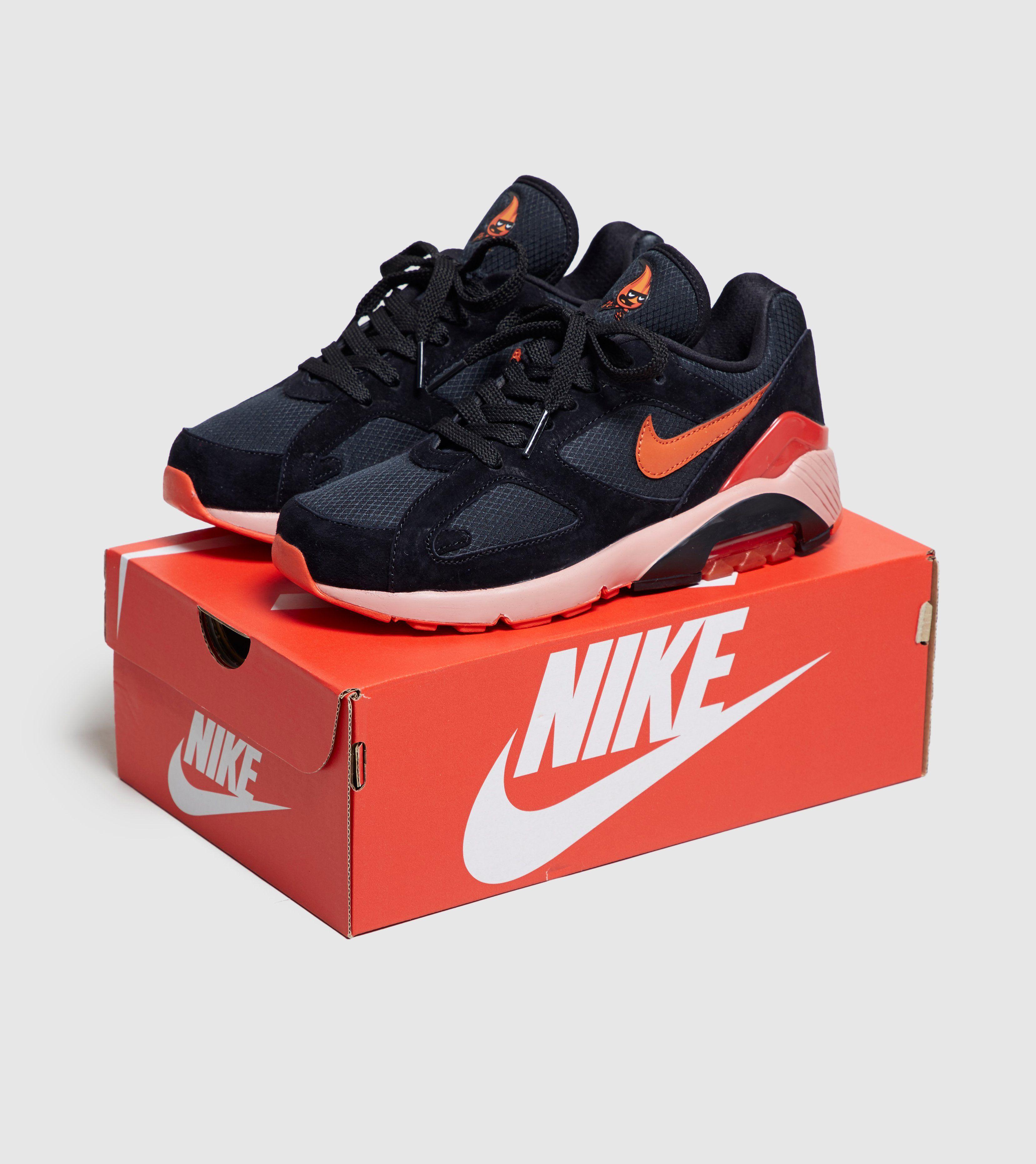Nike Air Max 180 'Fire' Women's