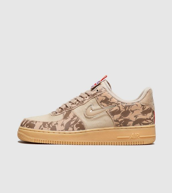 best service 95b49 f99e2 Nike Air Force 1 Jewel Low Camo UK  Size