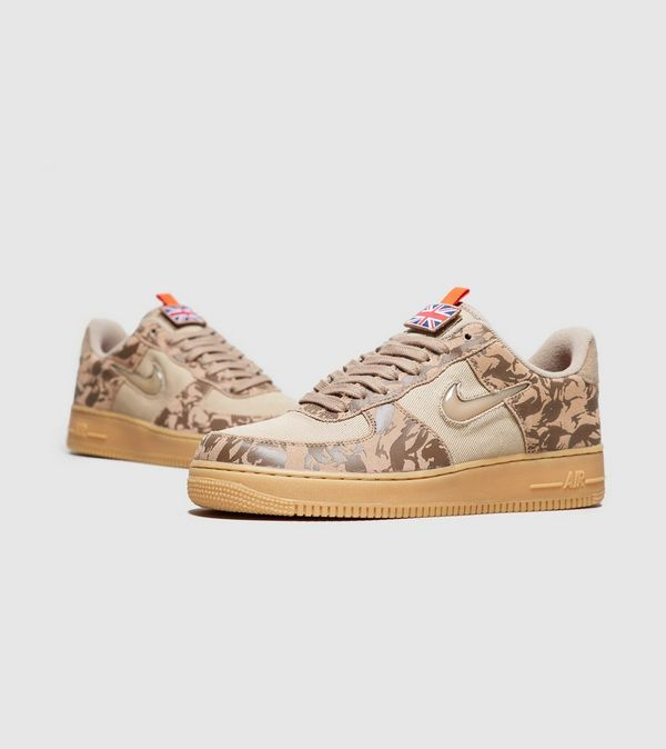 best service c7326 5dce5 Nike Air Force 1 Jewel Low Camo UK