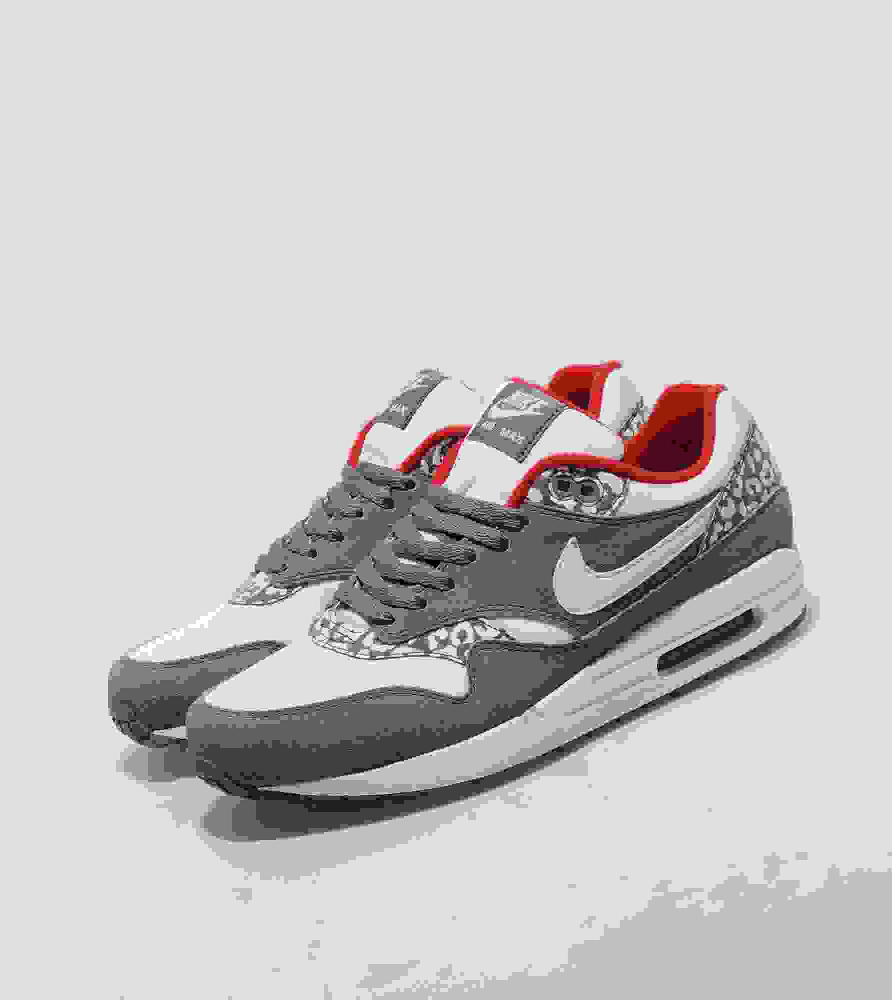bb1677201a2515 nike air max 1 leopard grey size 5 Shop Jordan ...