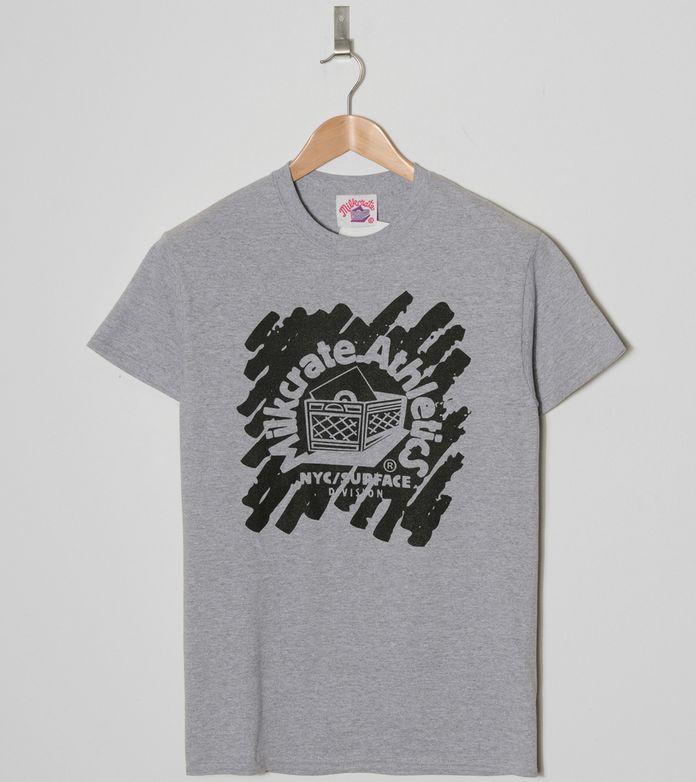 Milkcrate Scratchiti T- Shirt
