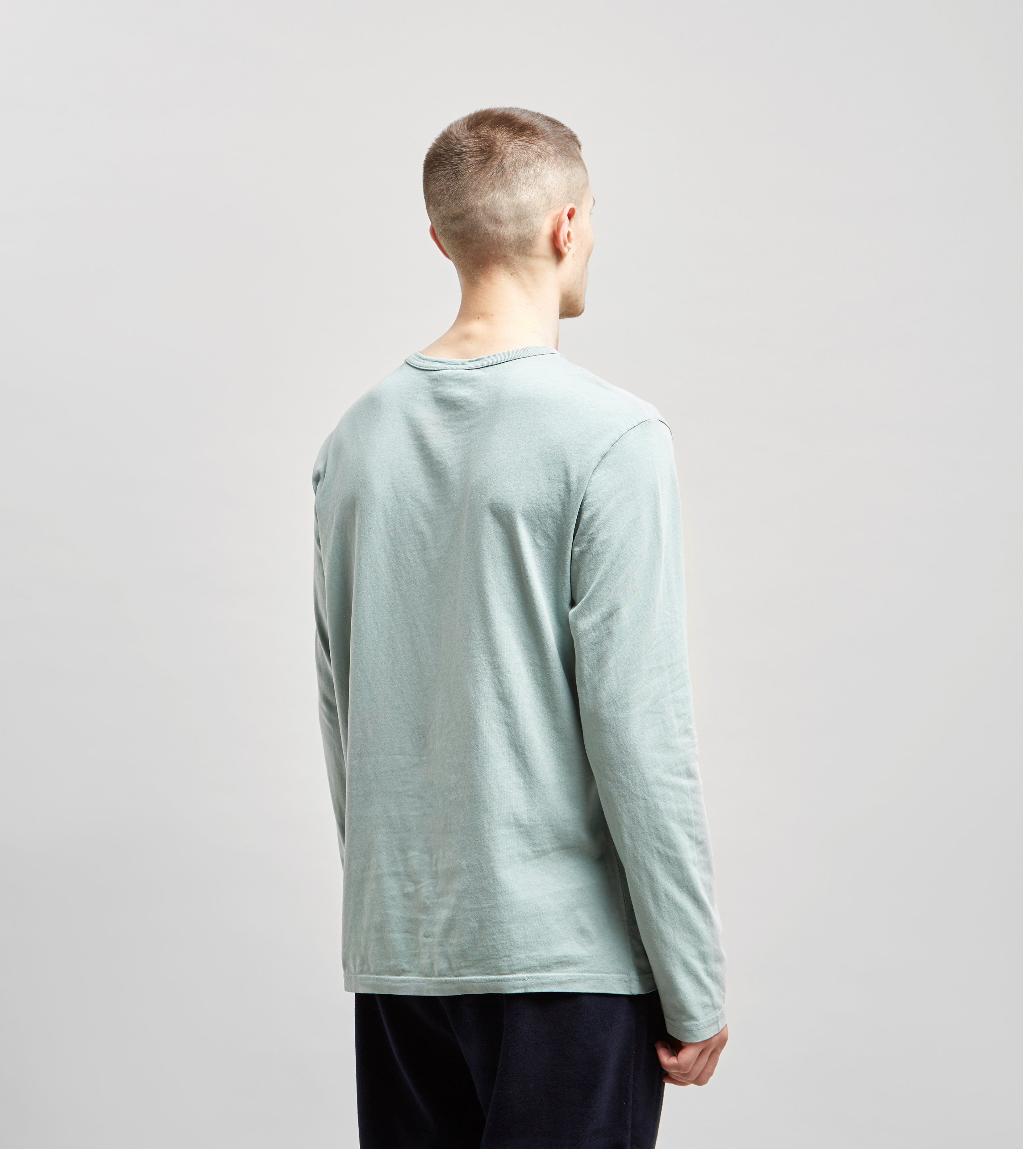 Champion Garment Dyed Long Sleeved T-Shirt -size? Exclusive