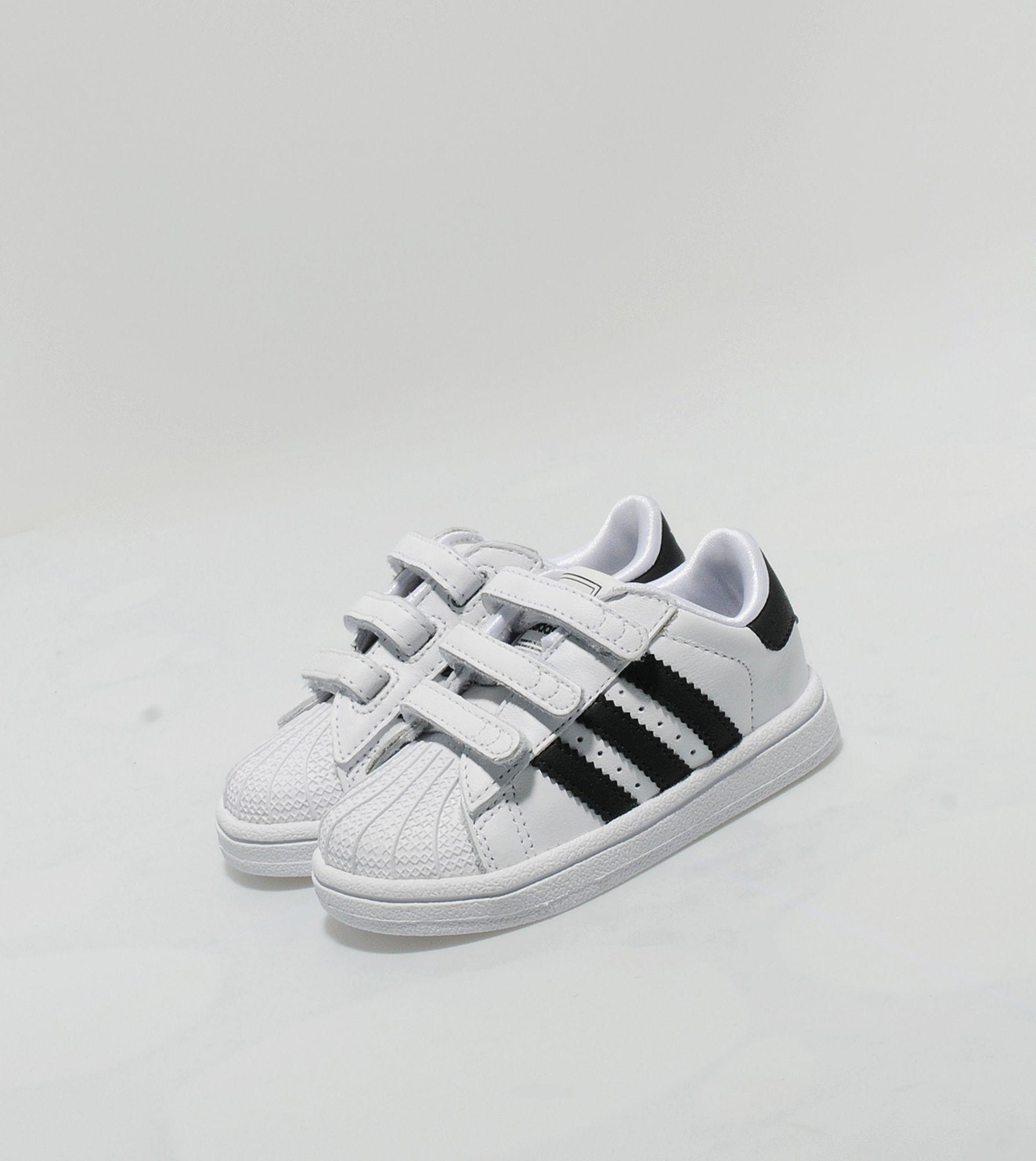 Adidas Originals Superstar Infant Size