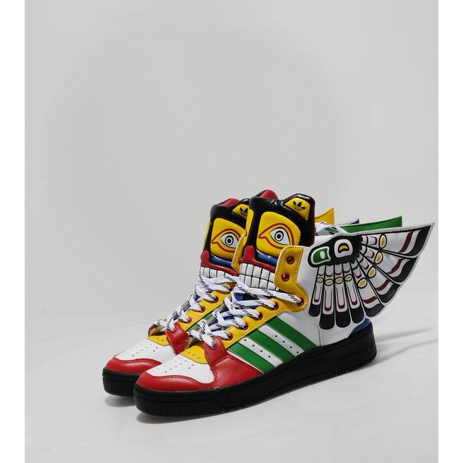adidas Originals x ObyO Jeremy Scott Eagle Wings