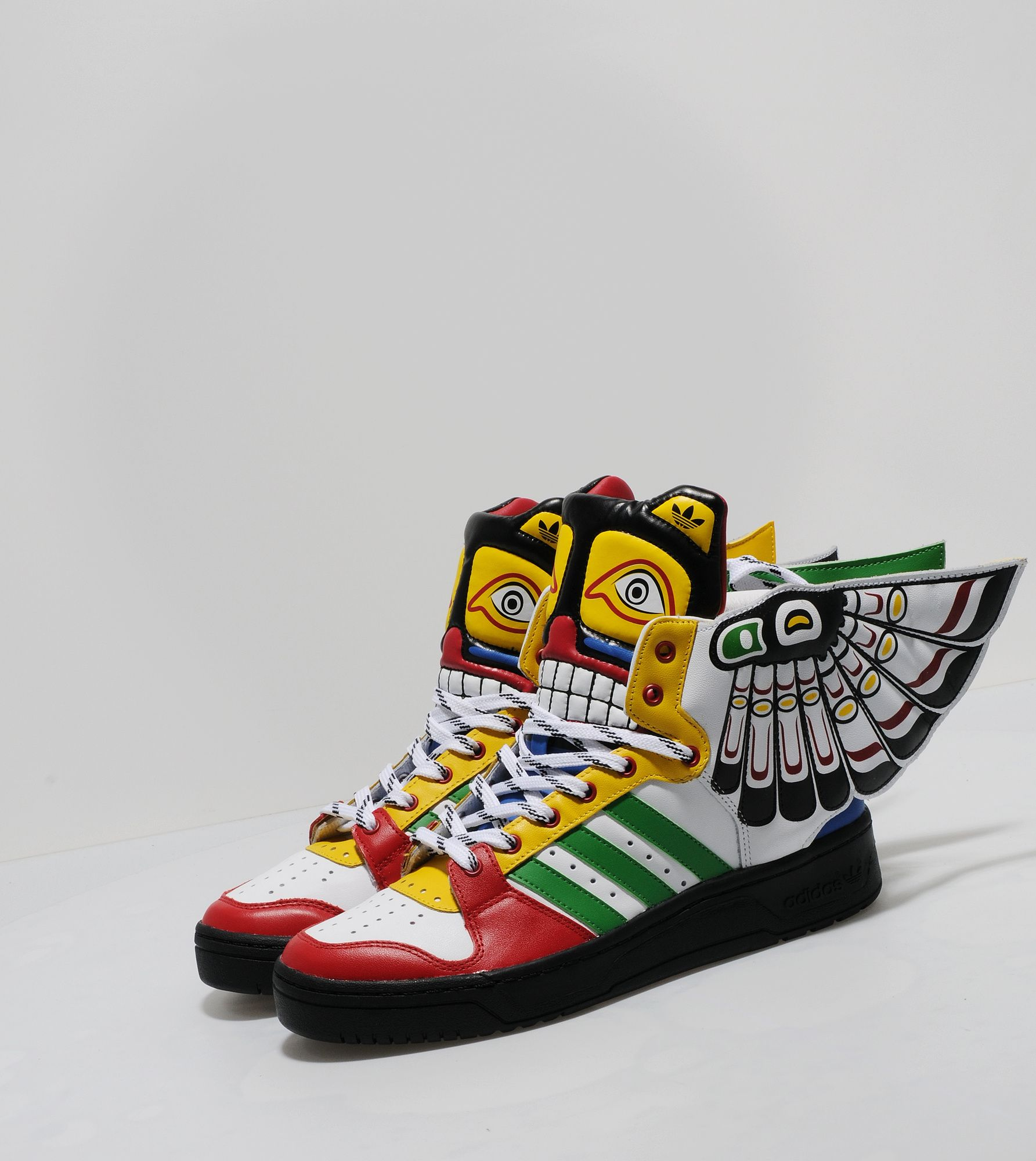 adidas Originals x ObyO Jeremy Scott Eagle Wings