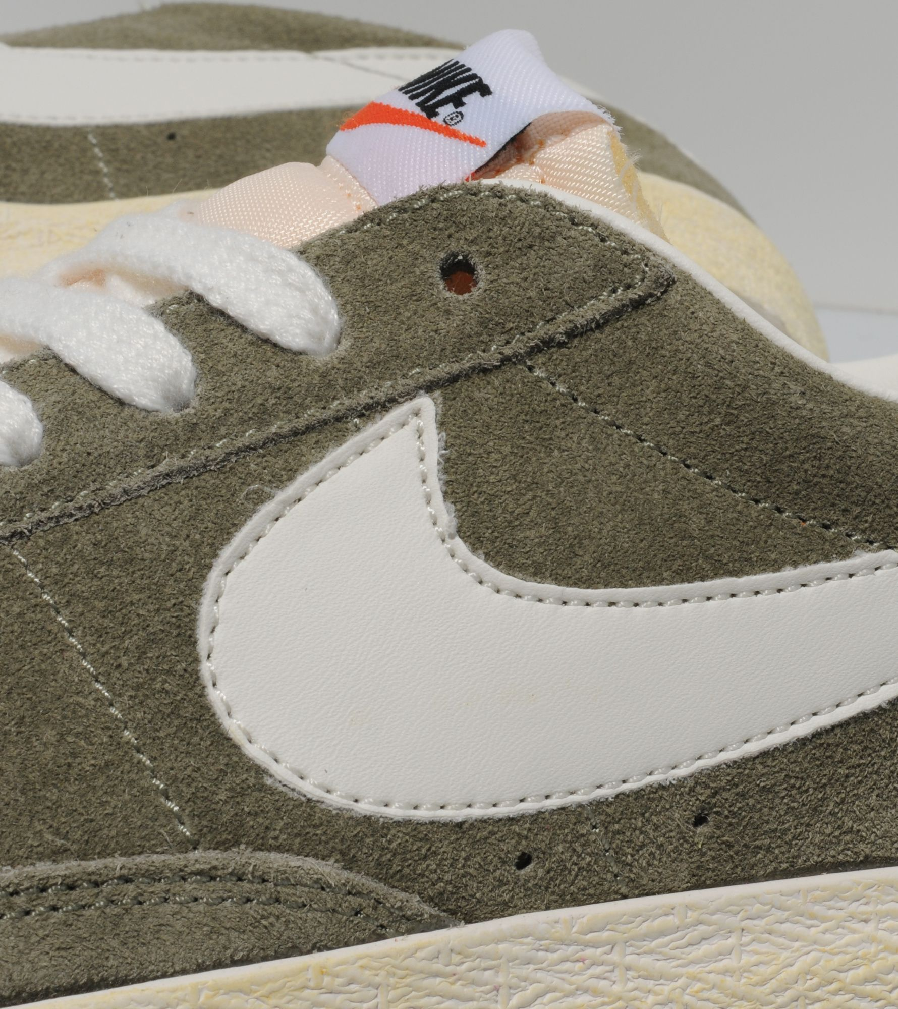 how to clean suede nike blazers