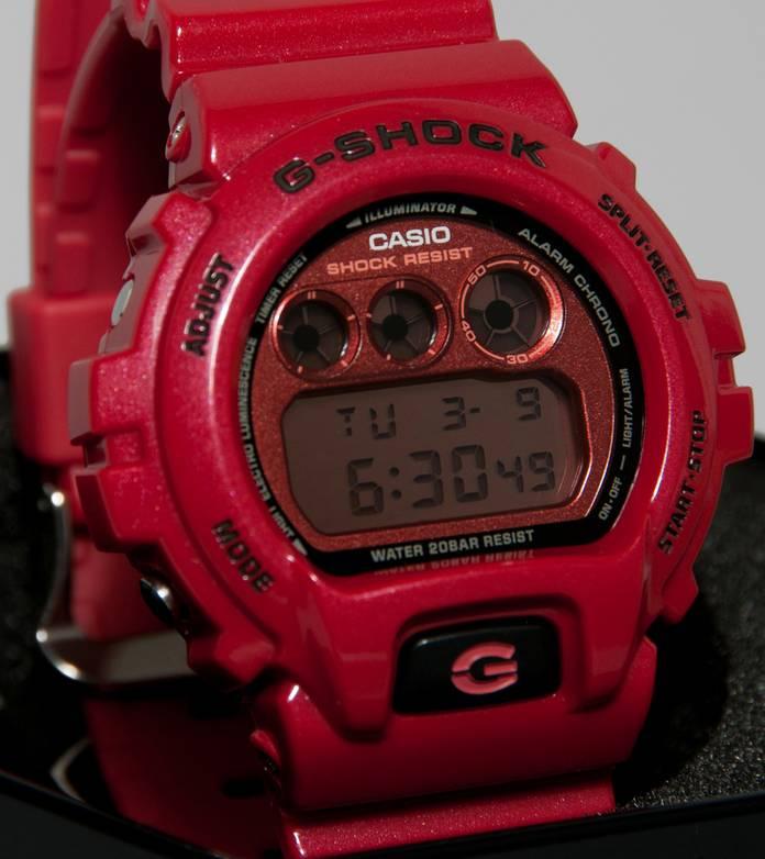 G-Shock DW 6900 LED