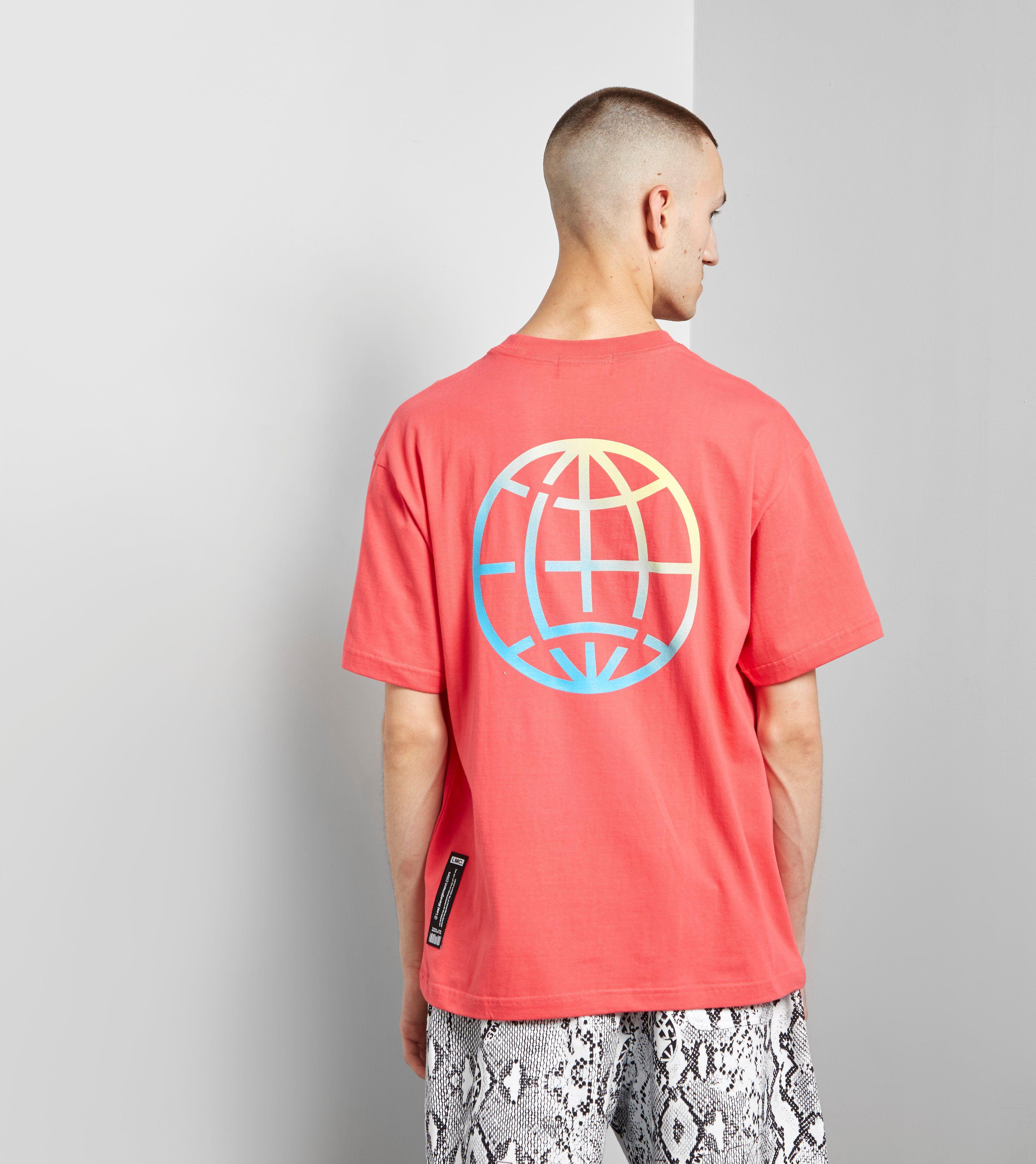 Lost Management Cities Grad Mix Logo T-Shirt