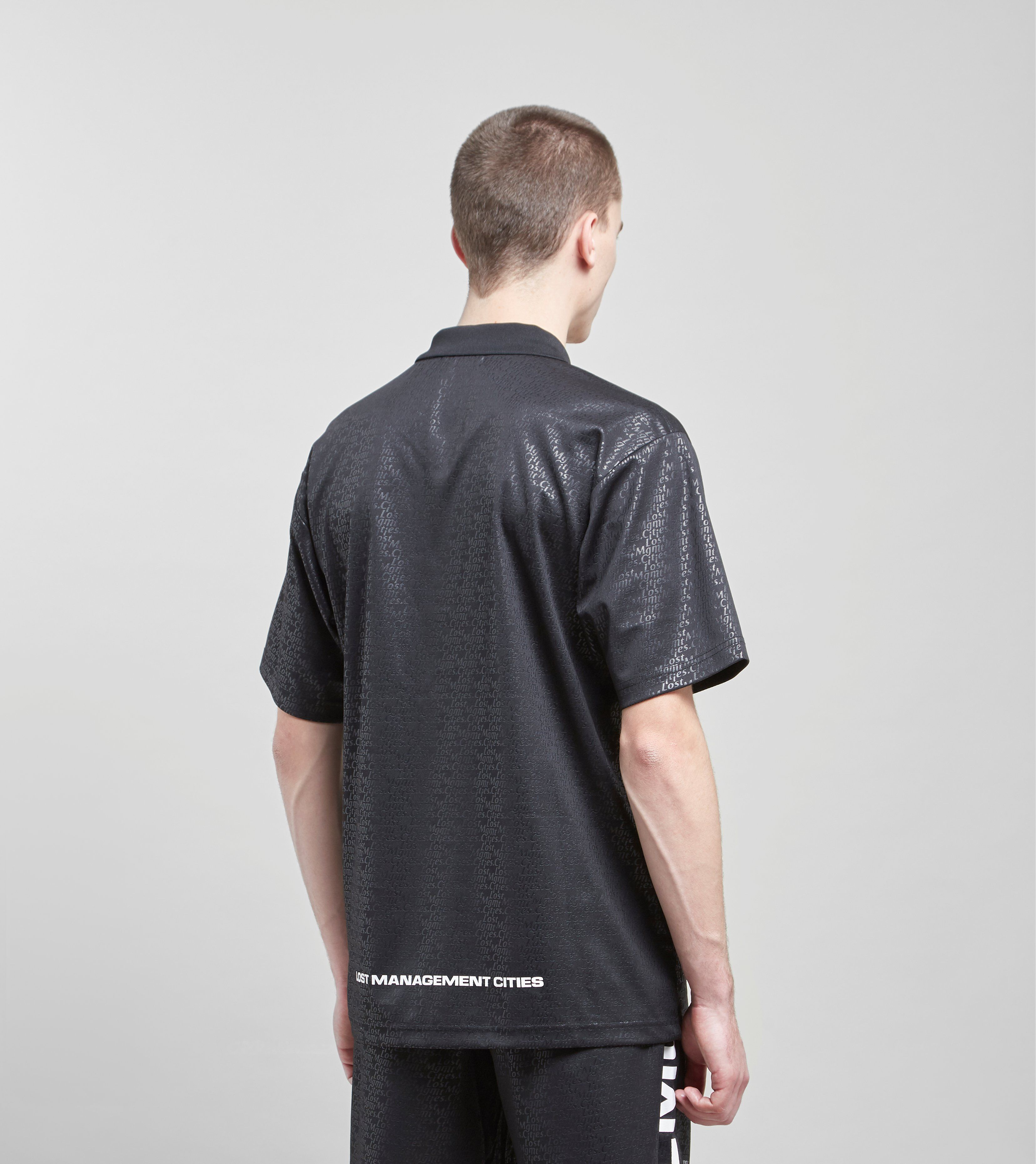 Lost Management Cities Soccer Jersey