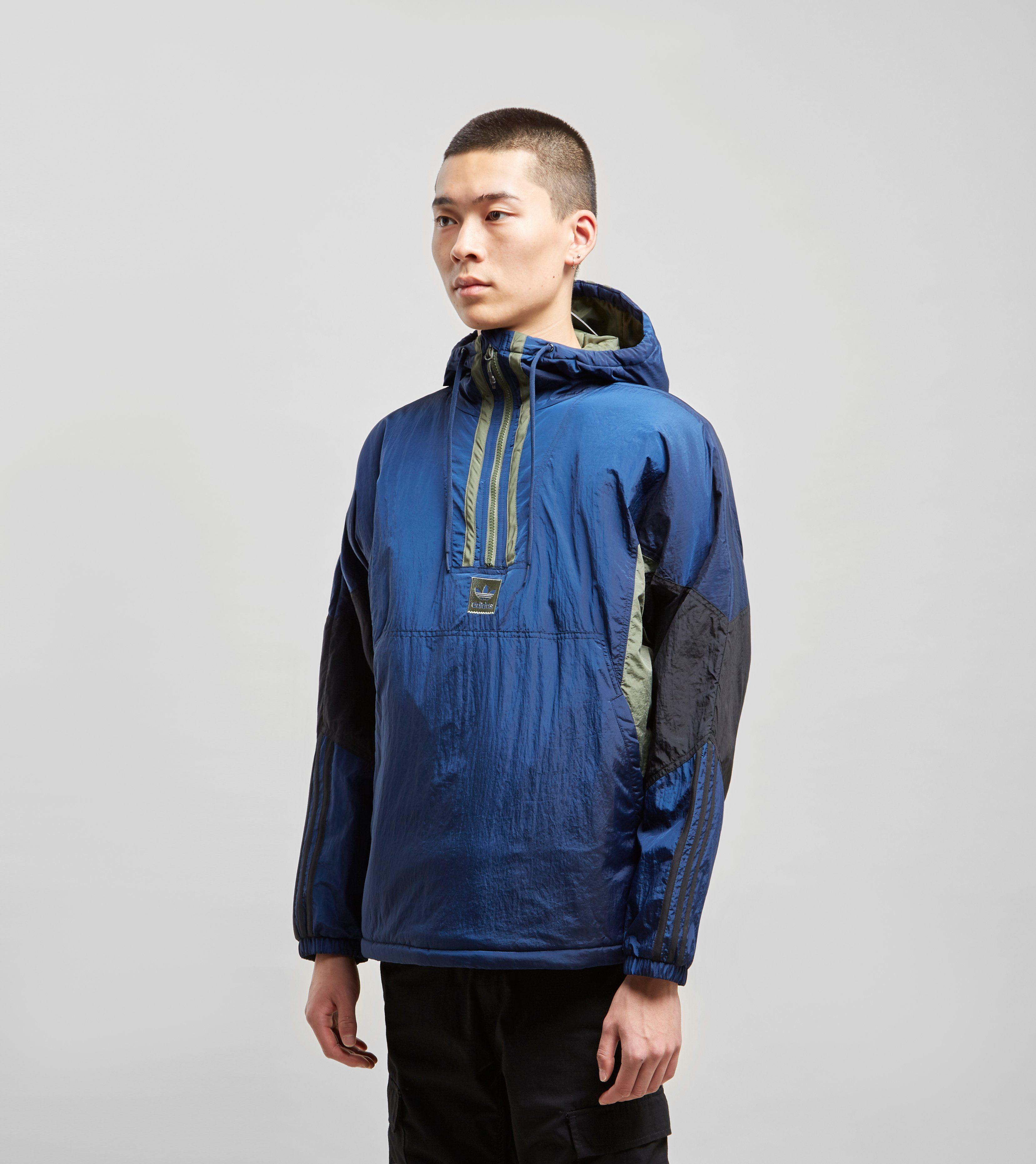 adidas Originals Anorak Half-Zip