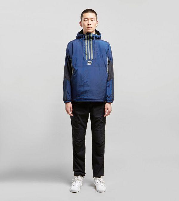 6168917715d36 adidas Originals Half-Zip Anorak
