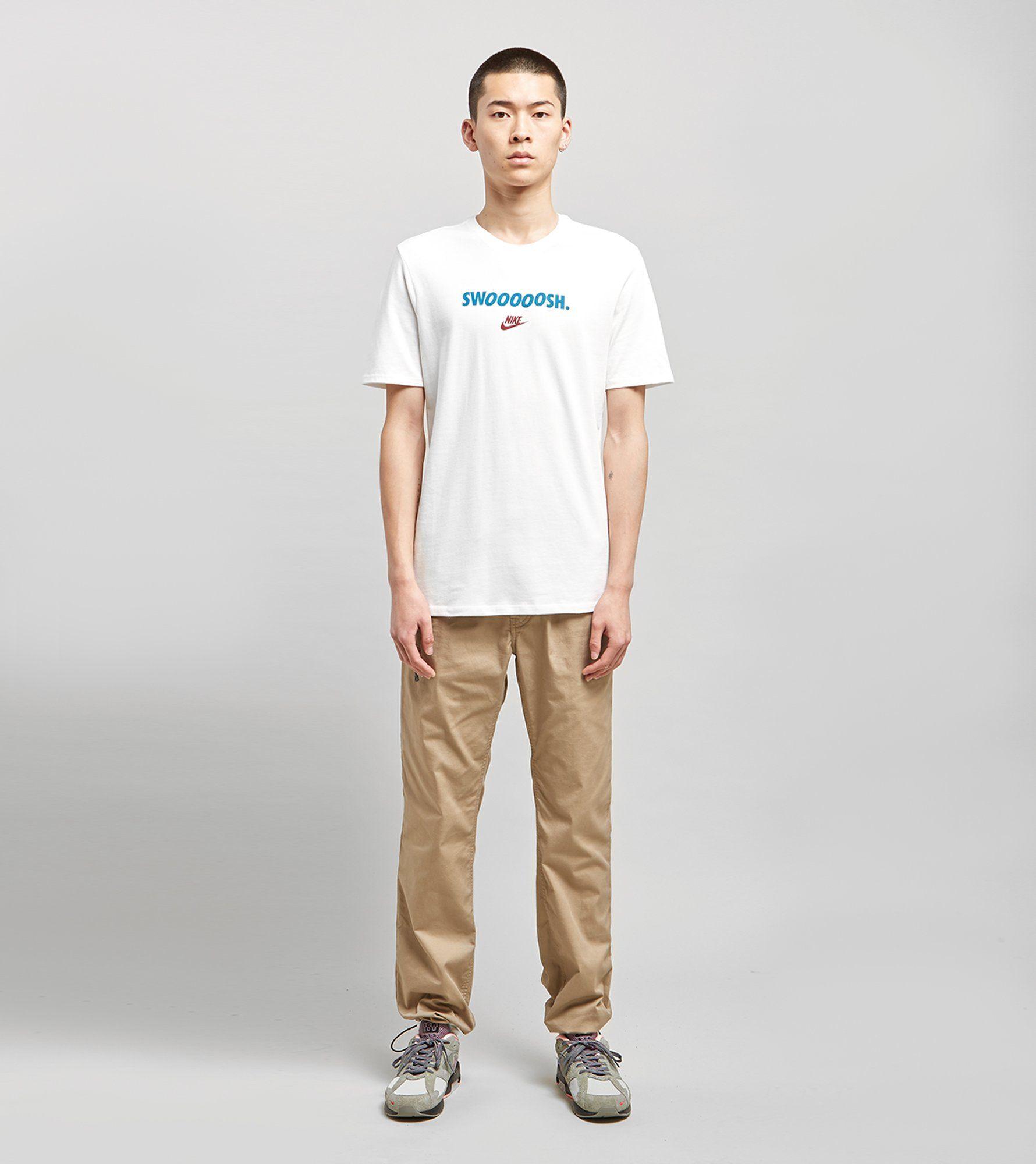 Nike T-Shirt Swooooosh