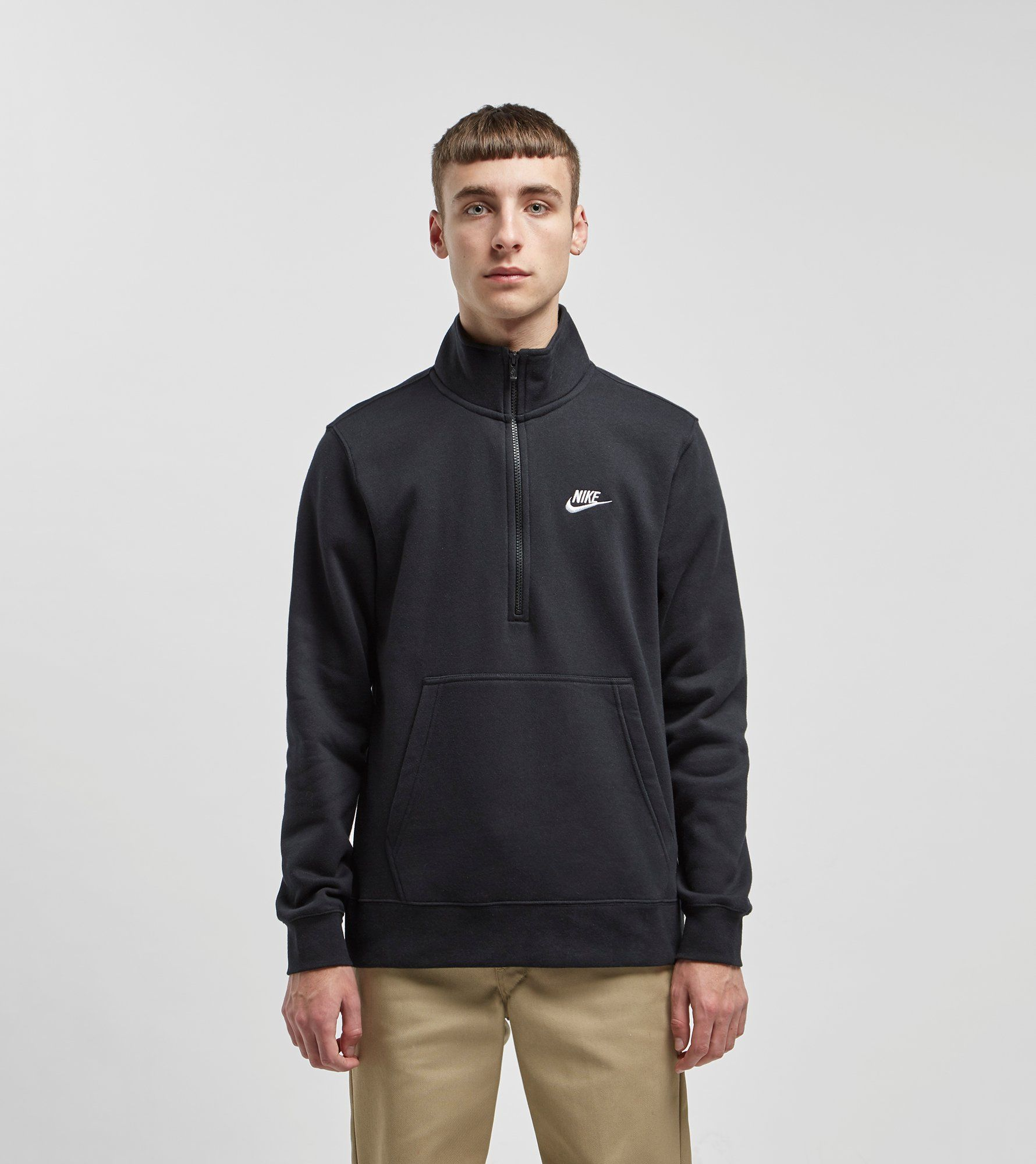 Nike Club Half-Zip Sweatshirt