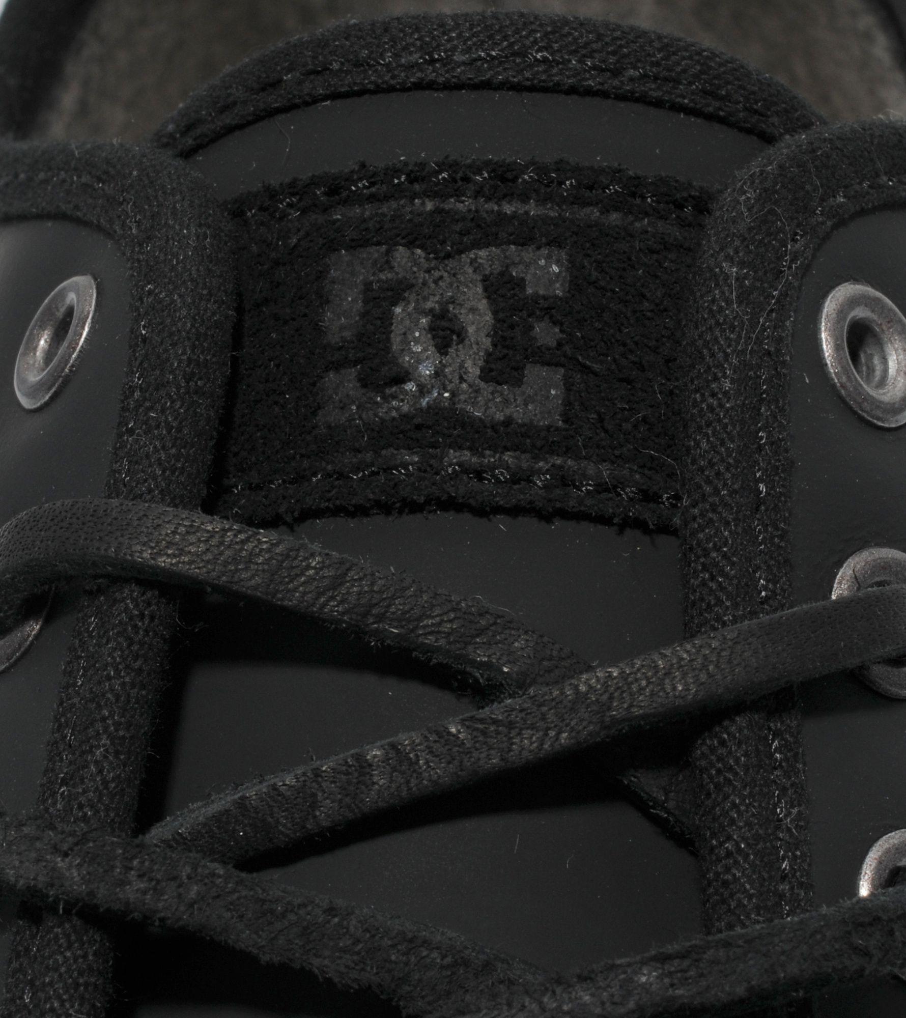 DC Shoes Studio Low Bounce Suede
